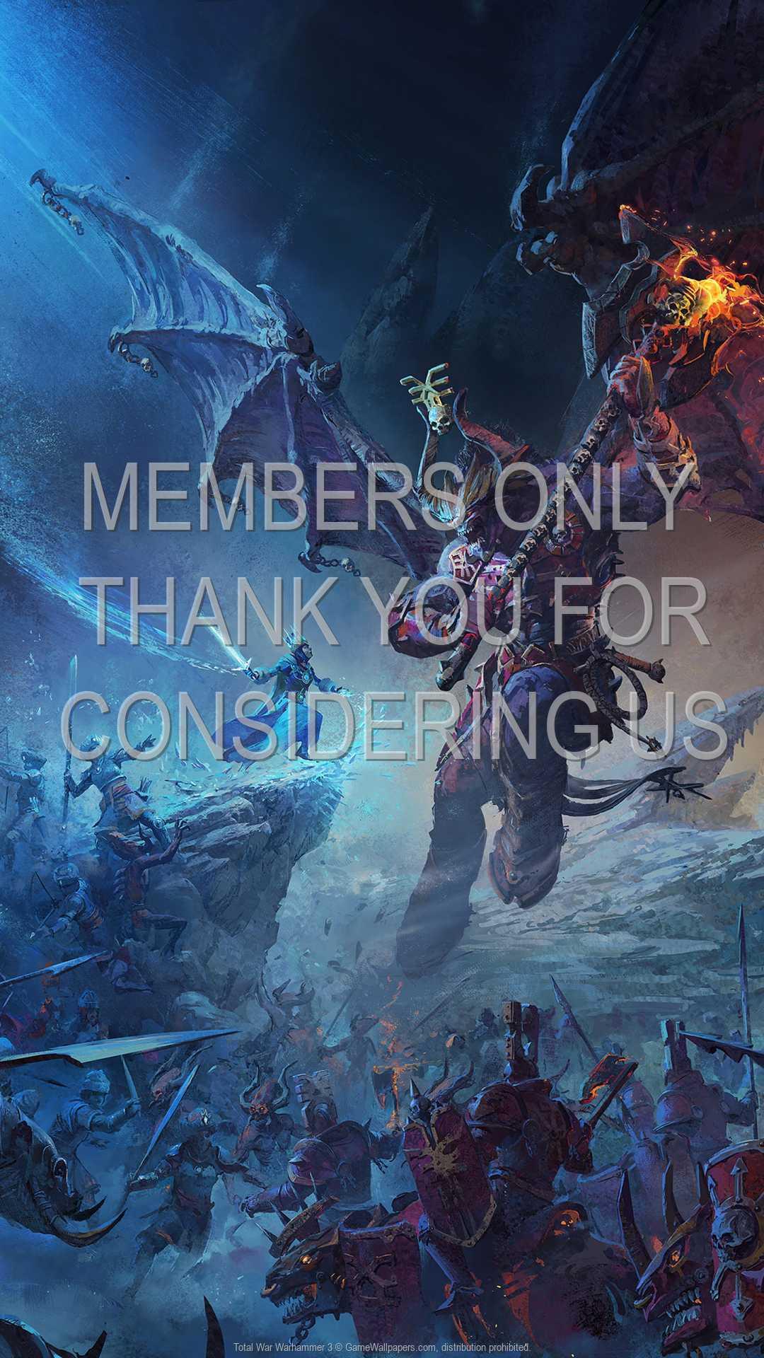 Total War: Warhammer 3 1080p Vertical Mobile wallpaper or background 01