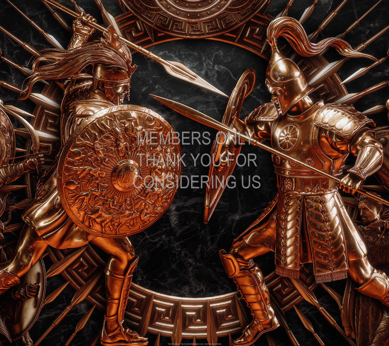 Total War Saga: Troy 1440p Horizontal Handy Hintergrundbild 01