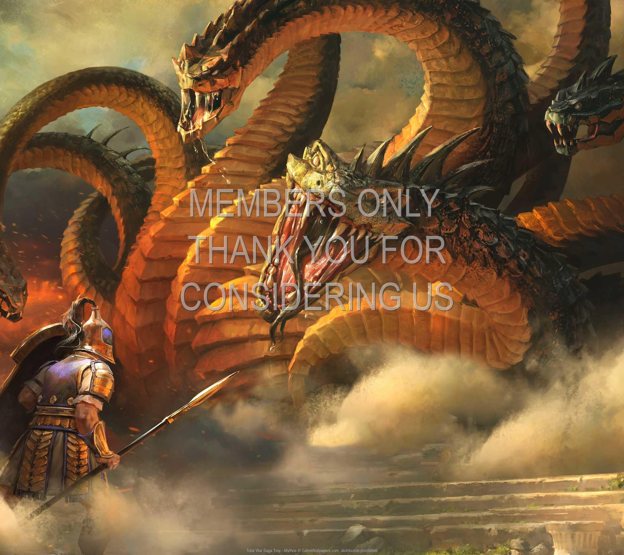 Total War Saga: Troy - Mythos 1080p Horizontal Mobile wallpaper or background 01