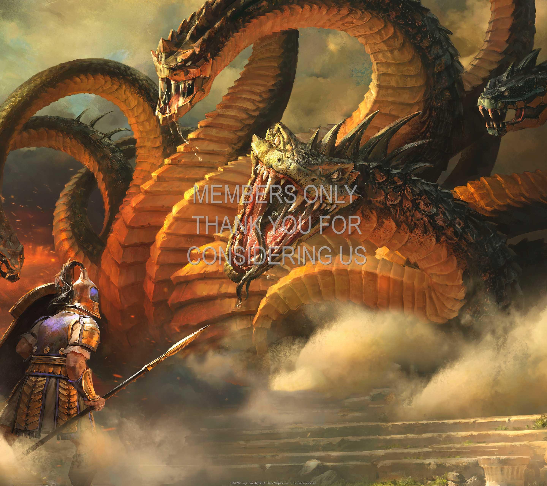 Total War Saga: Troy - Mythos 1440p Horizontal Mobile wallpaper or background 01