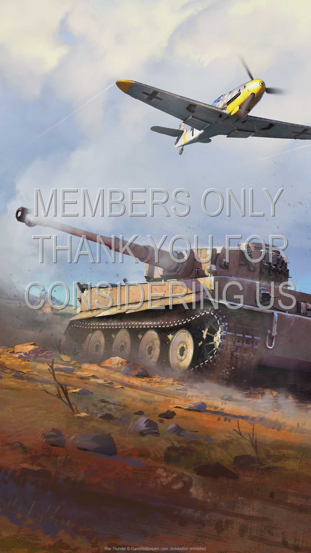 War Thunder 1080p Vertical Mobile wallpaper or background 02