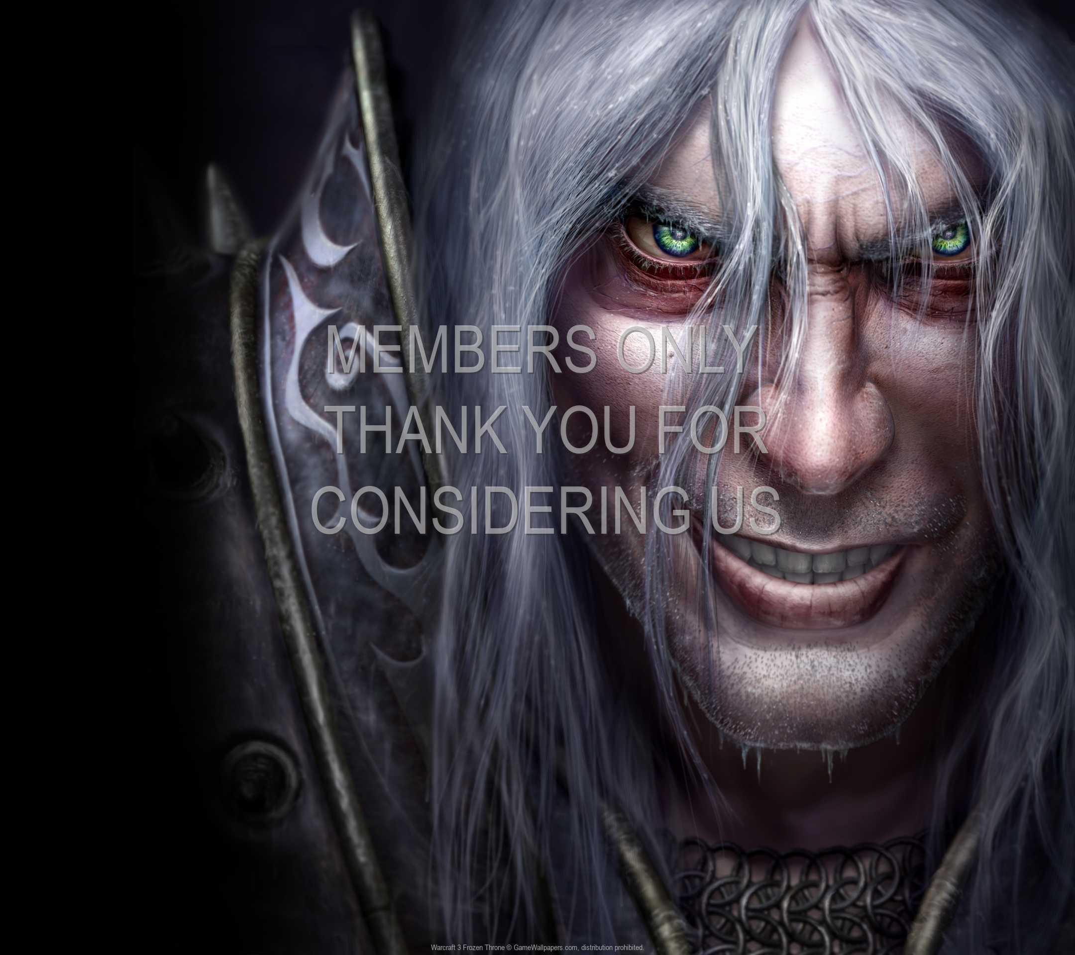 Warcraft 3: Frozen Throne 1080p Horizontal Handy Hintergrundbild 03