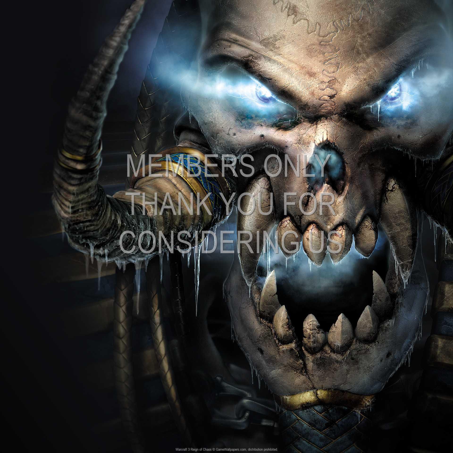 Warcraft 3: Reign of Chaos 1080p Horizontal Handy Hintergrundbild 20