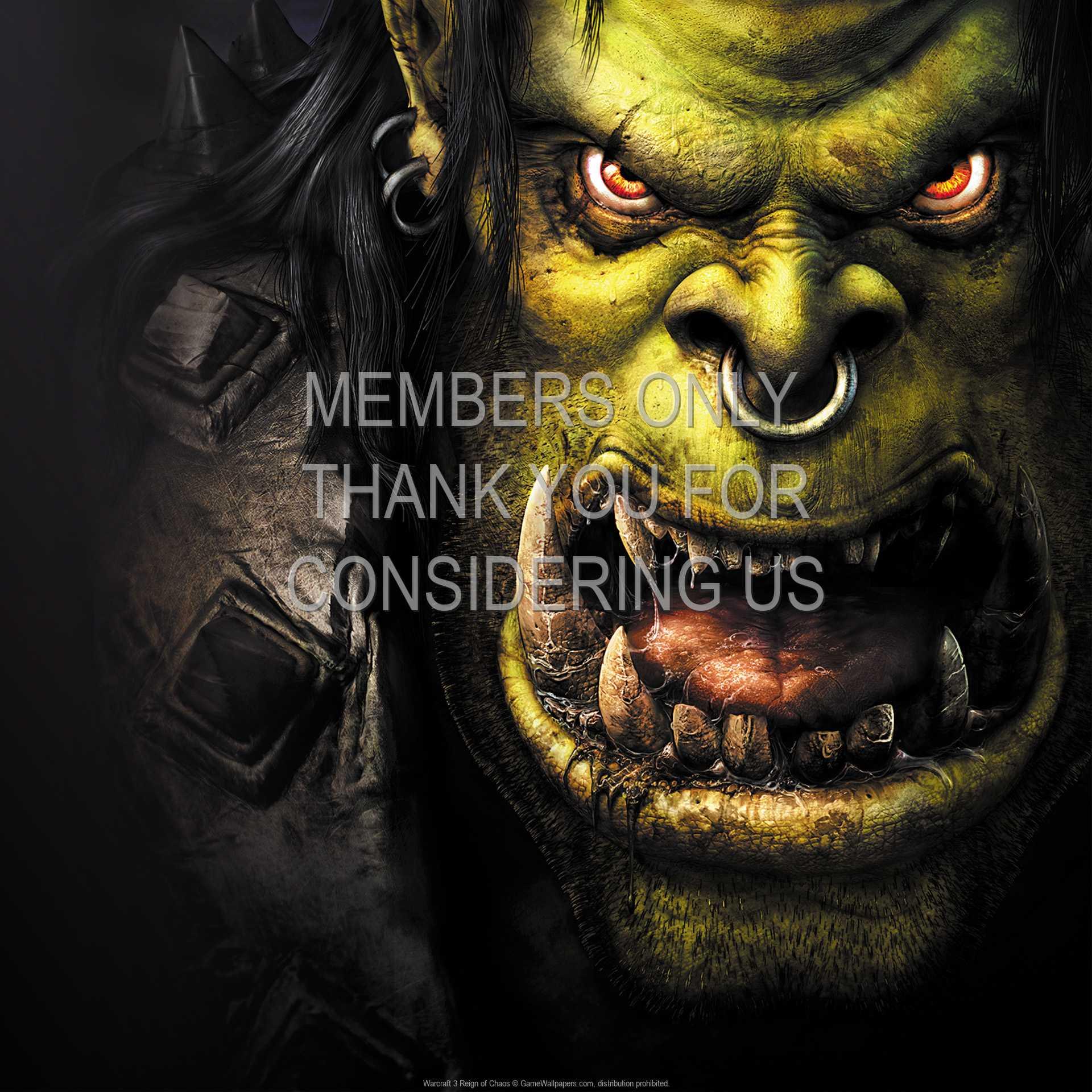 Warcraft 3: Reign of Chaos 1080p Horizontal Handy Hintergrundbild 21