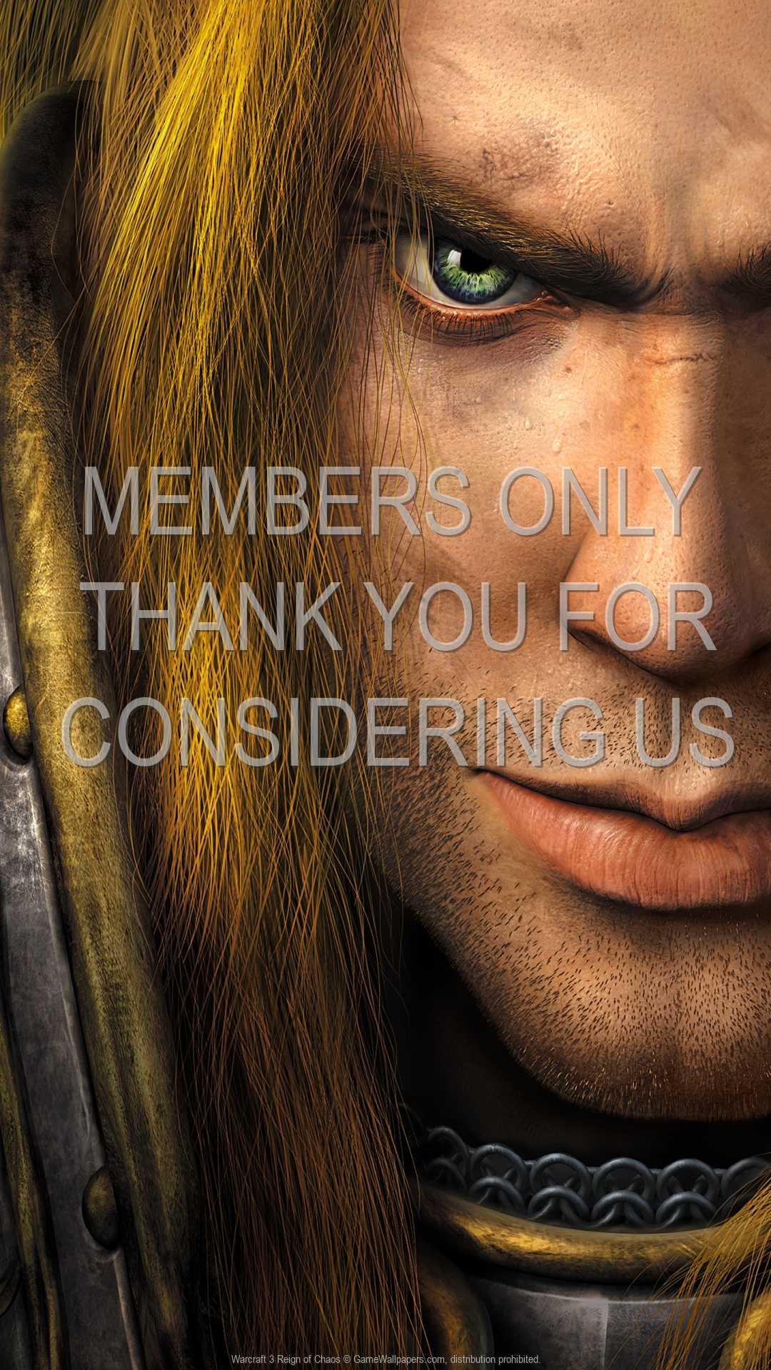 Warcraft 3: Reign of Chaos 1080p Vertical Handy Hintergrundbild 24