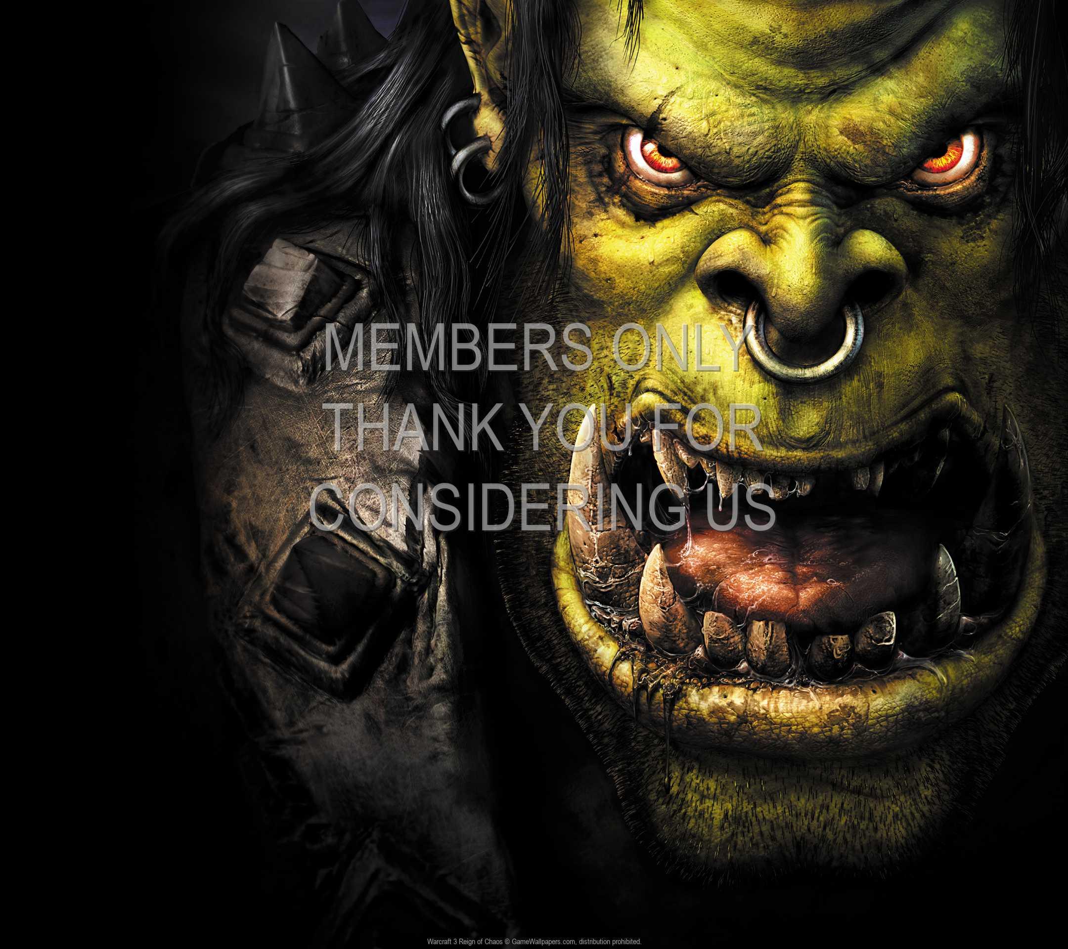 Warcraft 3: Reign of Chaos 1080p Horizontal Handy Hintergrundbild 25