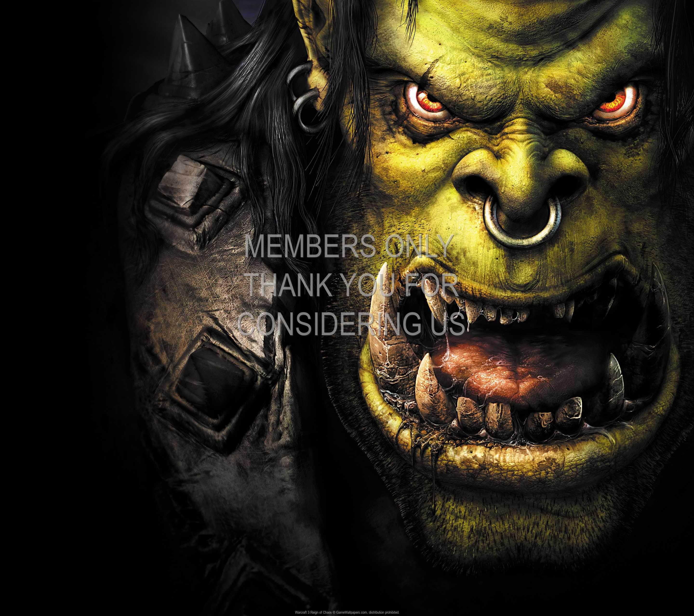 Warcraft 3: Reign of Chaos 1440p Horizontal Handy Hintergrundbild 25