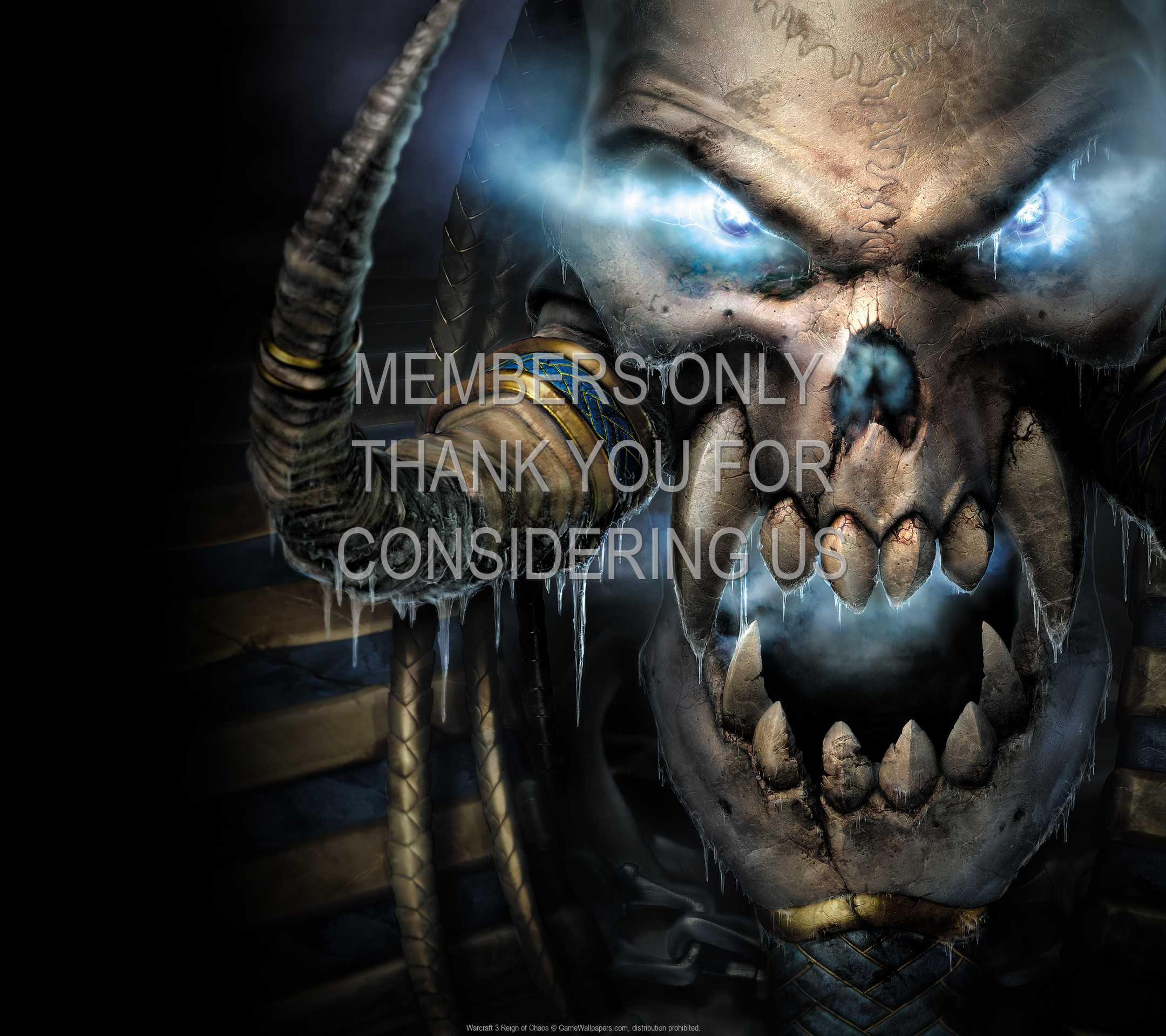 Warcraft 3: Reign of Chaos 1080p Horizontal Handy Hintergrundbild 26