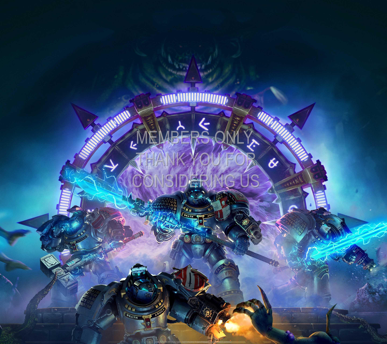 Warhammer 40,000: Chaos Gate - Daemonhunters 1440p Horizontal Mobile wallpaper or background 01