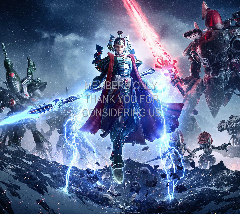 Warhammer 40,000: Dawn of War 3 1440p Horizontal Handy Hintergrundbild 03