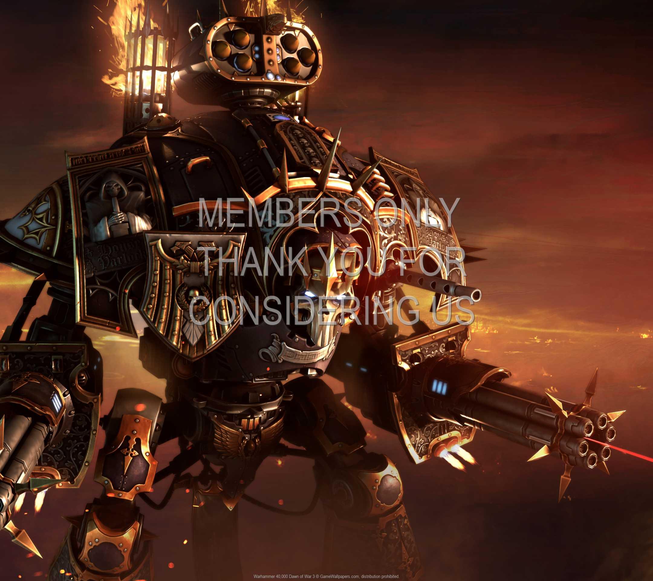 Warhammer 40,000: Dawn of War 3 1080p Horizontal Handy Hintergrundbild 09