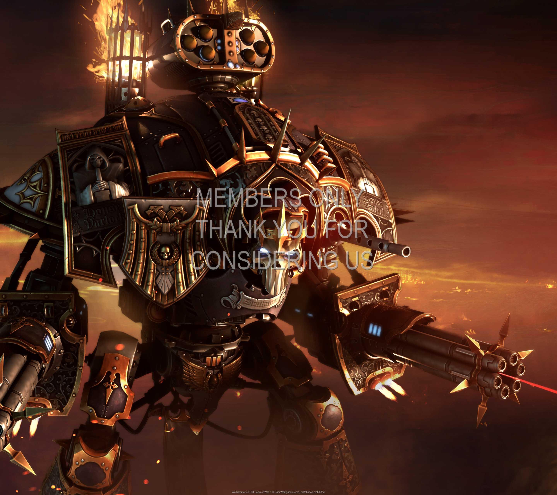 Warhammer 40,000: Dawn of War 3 1440p Horizontal Handy Hintergrundbild 09