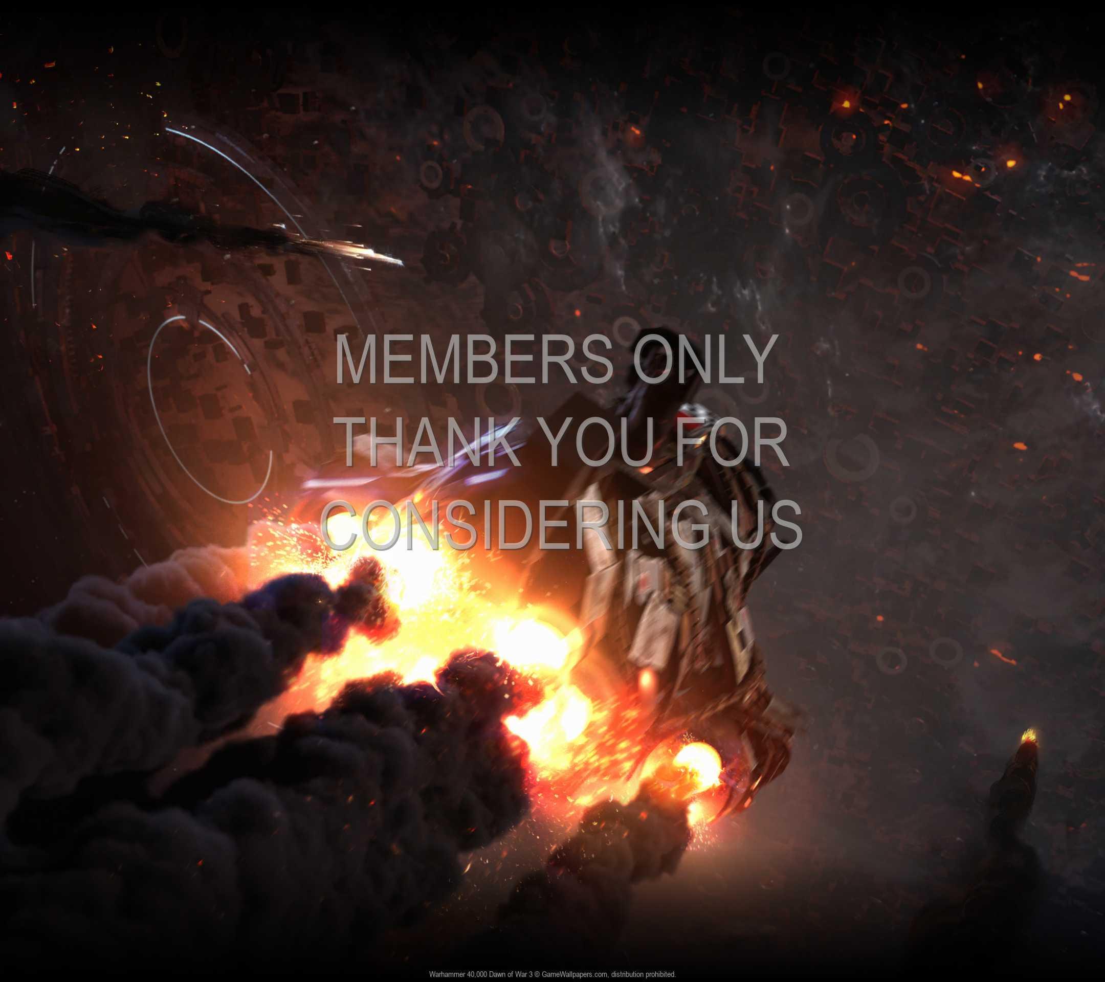 Warhammer 40,000: Dawn of War 3 1080p Horizontal Handy Hintergrundbild 11