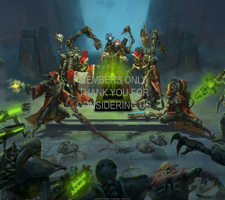 Warhammer 40,000: Mechanicus 1440p Horizontal Móvil fondo de escritorio 01