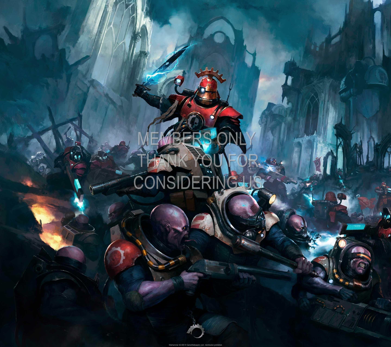 Warhammer 40,000 1440p Horizontal Handy Hintergrundbild 04