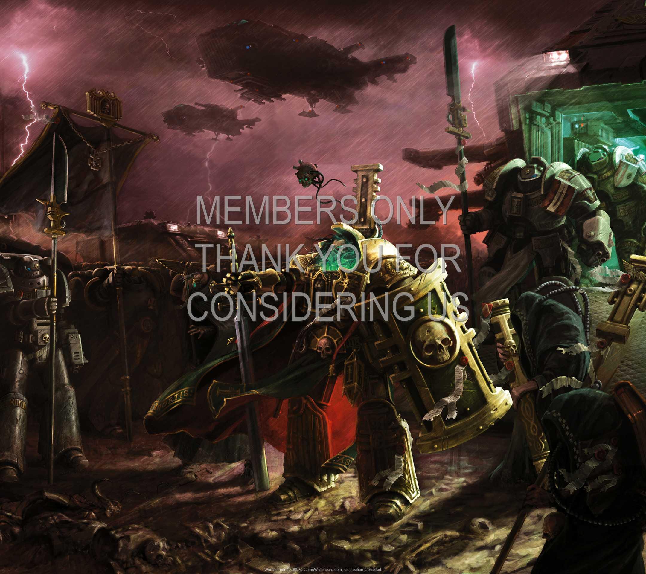 Warhammer 40,000 1080p Horizontal Handy Hintergrundbild 05
