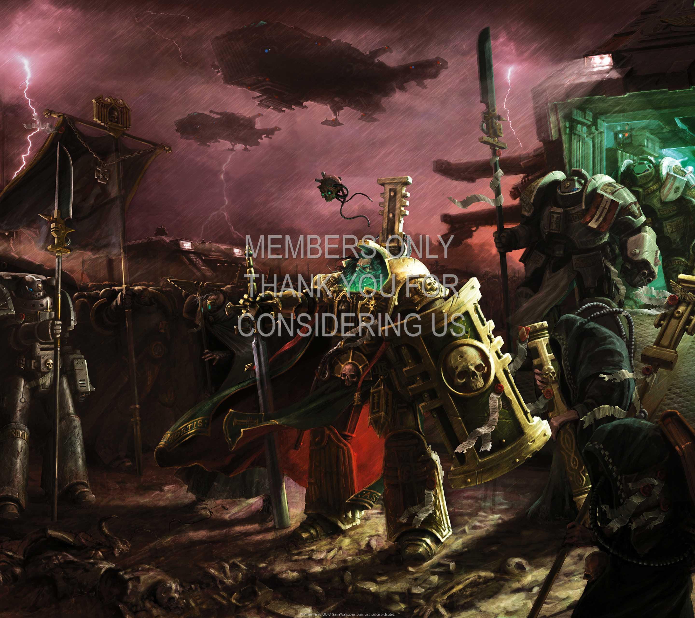 Warhammer 40,000 1440p Horizontal Handy Hintergrundbild 05