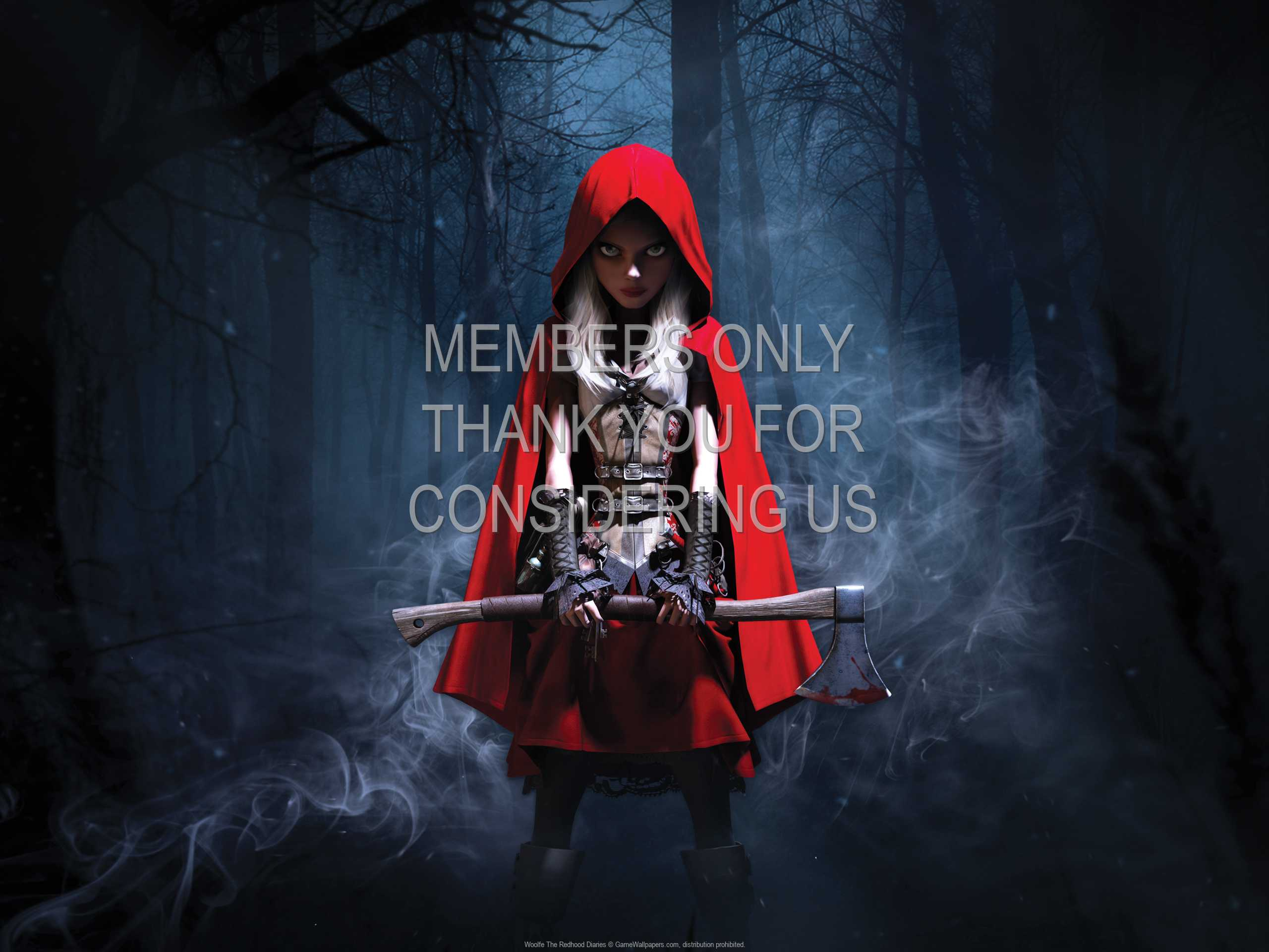 Woolfe: The Redhood Diaries 1080p Horizontal Mobile wallpaper or background 01