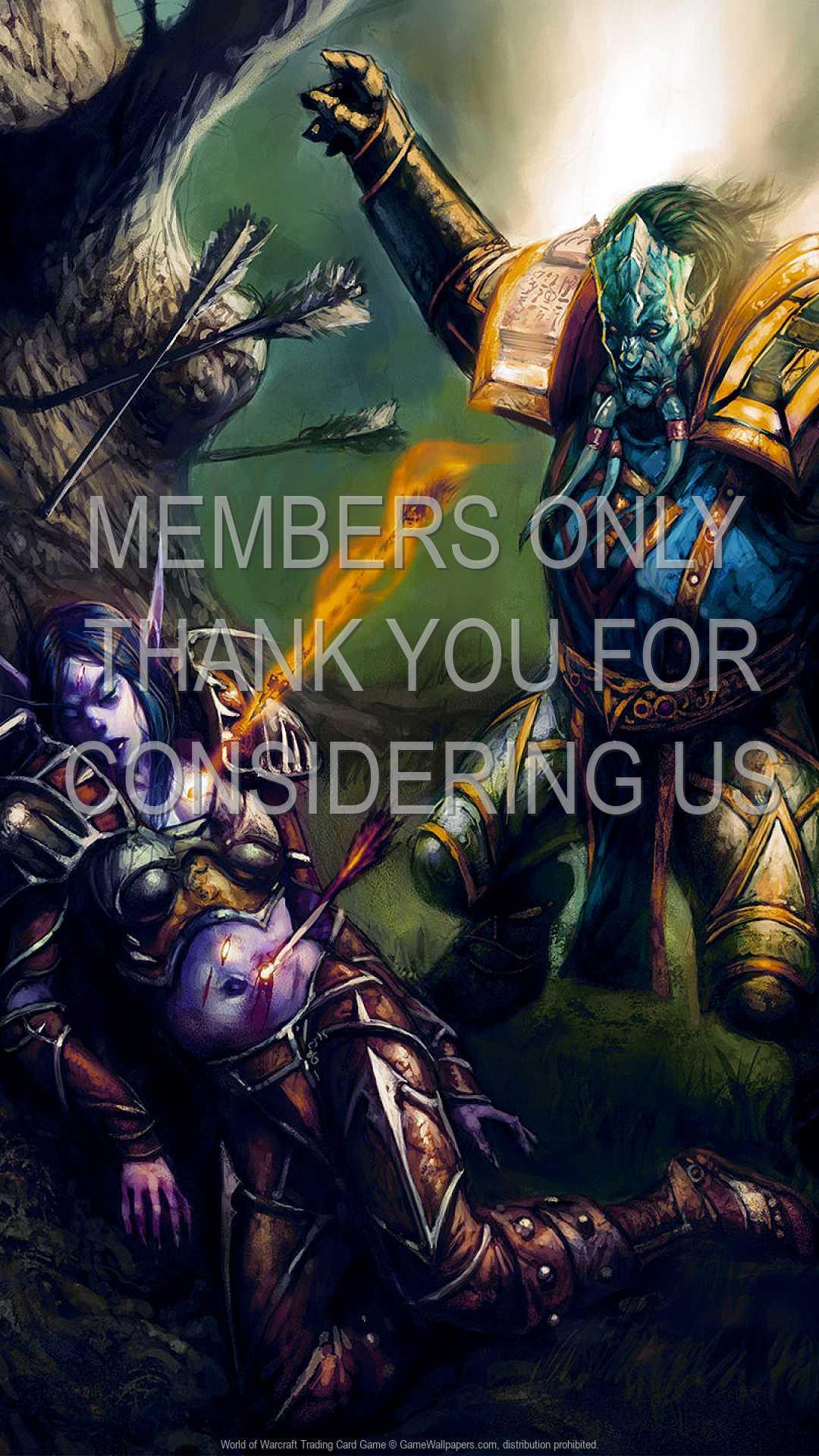 World of Warcraft: Trading Card Game 1080p Vertical Handy Hintergrundbild 38