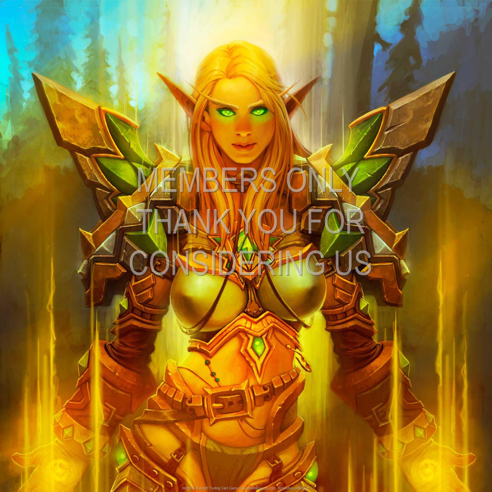 World of Warcraft: Trading Card Game 1080p Horizontal Handy Hintergrundbild 43