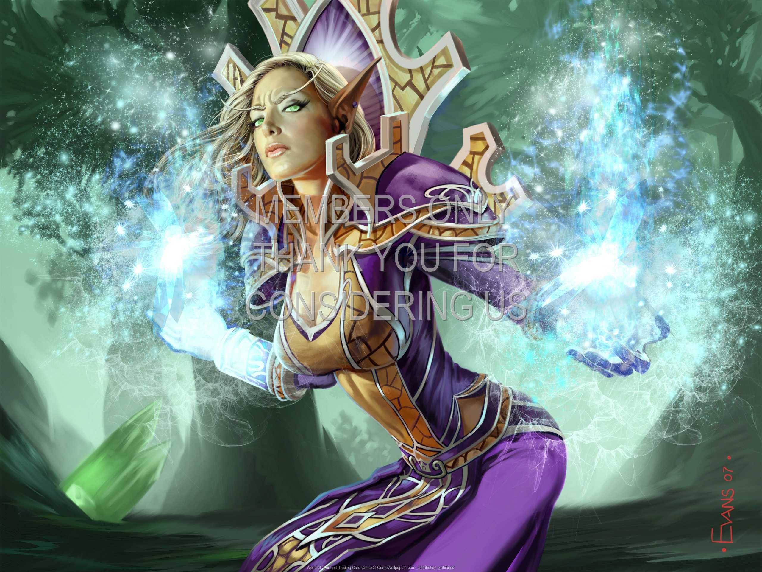 World of Warcraft: Trading Card Game 1080p Horizontal Handy Hintergrundbild 46