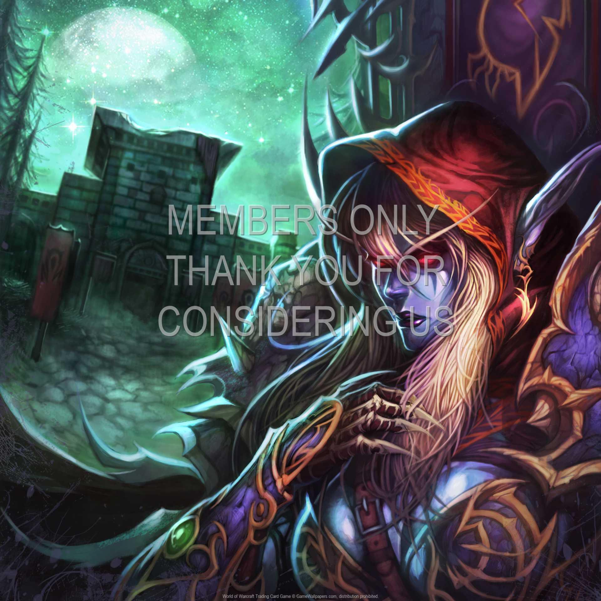 World of Warcraft: Trading Card Game 1080p Horizontal Handy Hintergrundbild 51