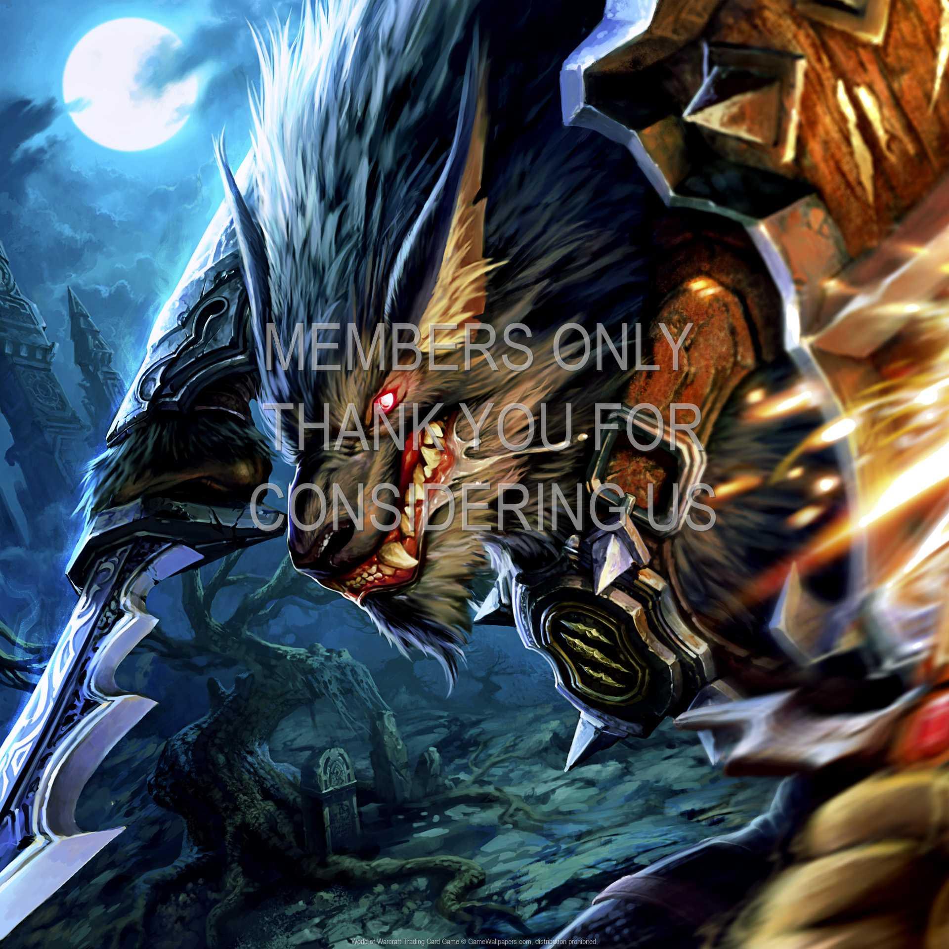 World of Warcraft: Trading Card Game 1080p Horizontal Handy Hintergrundbild 52