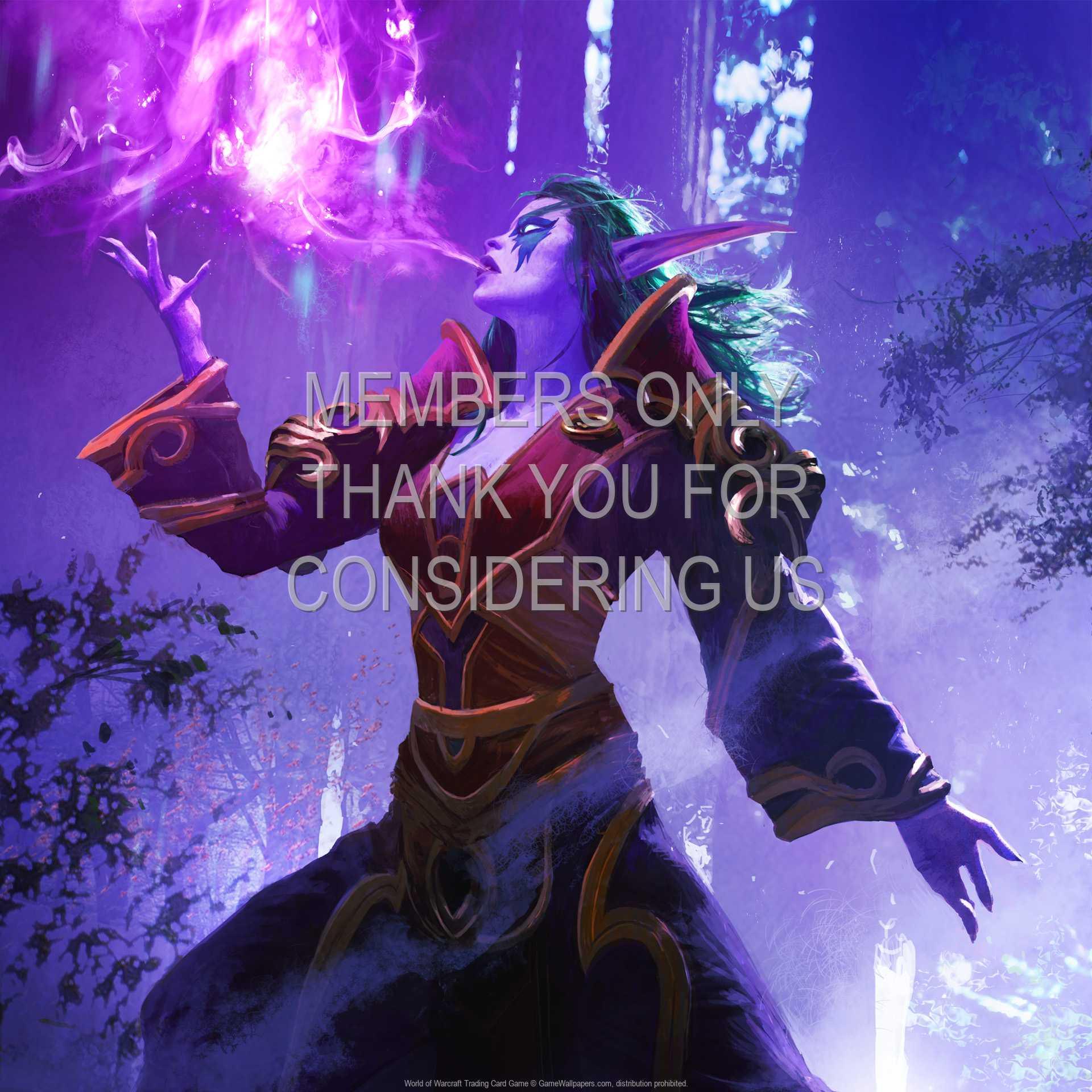 World of Warcraft: Trading Card Game 1080p Horizontal Handy Hintergrundbild 53