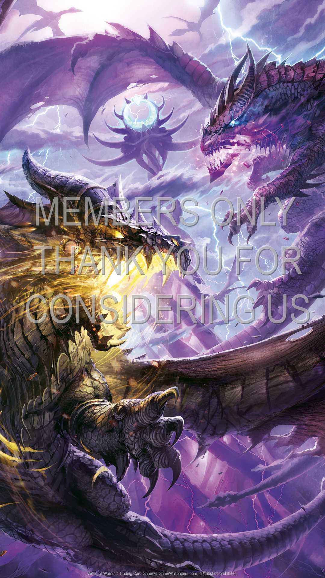 World of Warcraft: Trading Card Game 1080p Vertical Handy Hintergrundbild 56