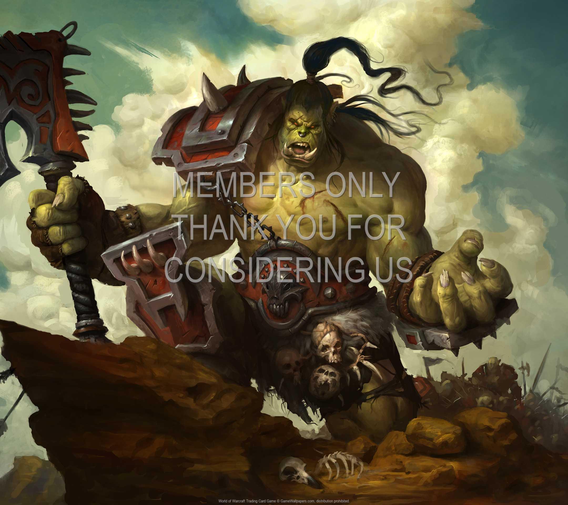World of Warcraft: Trading Card Game 1080p Horizontal Móvil fondo de escritorio 60