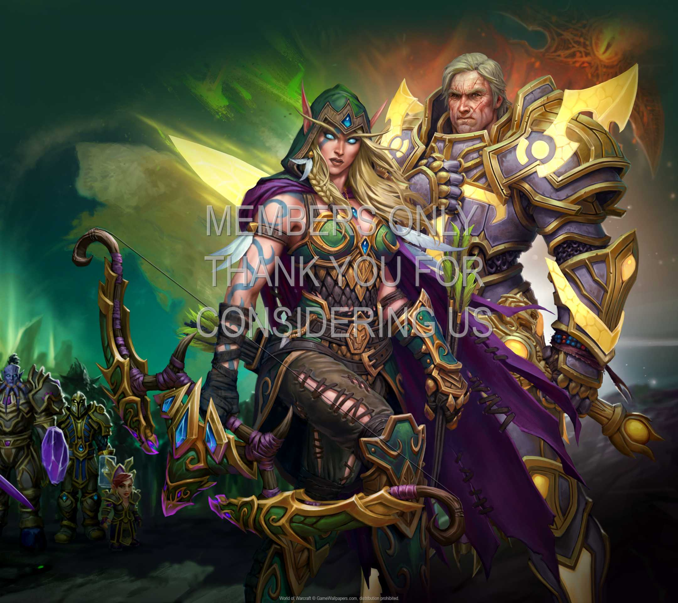 World of Warcraft 1080p Horizontal Handy Hintergrundbild 16