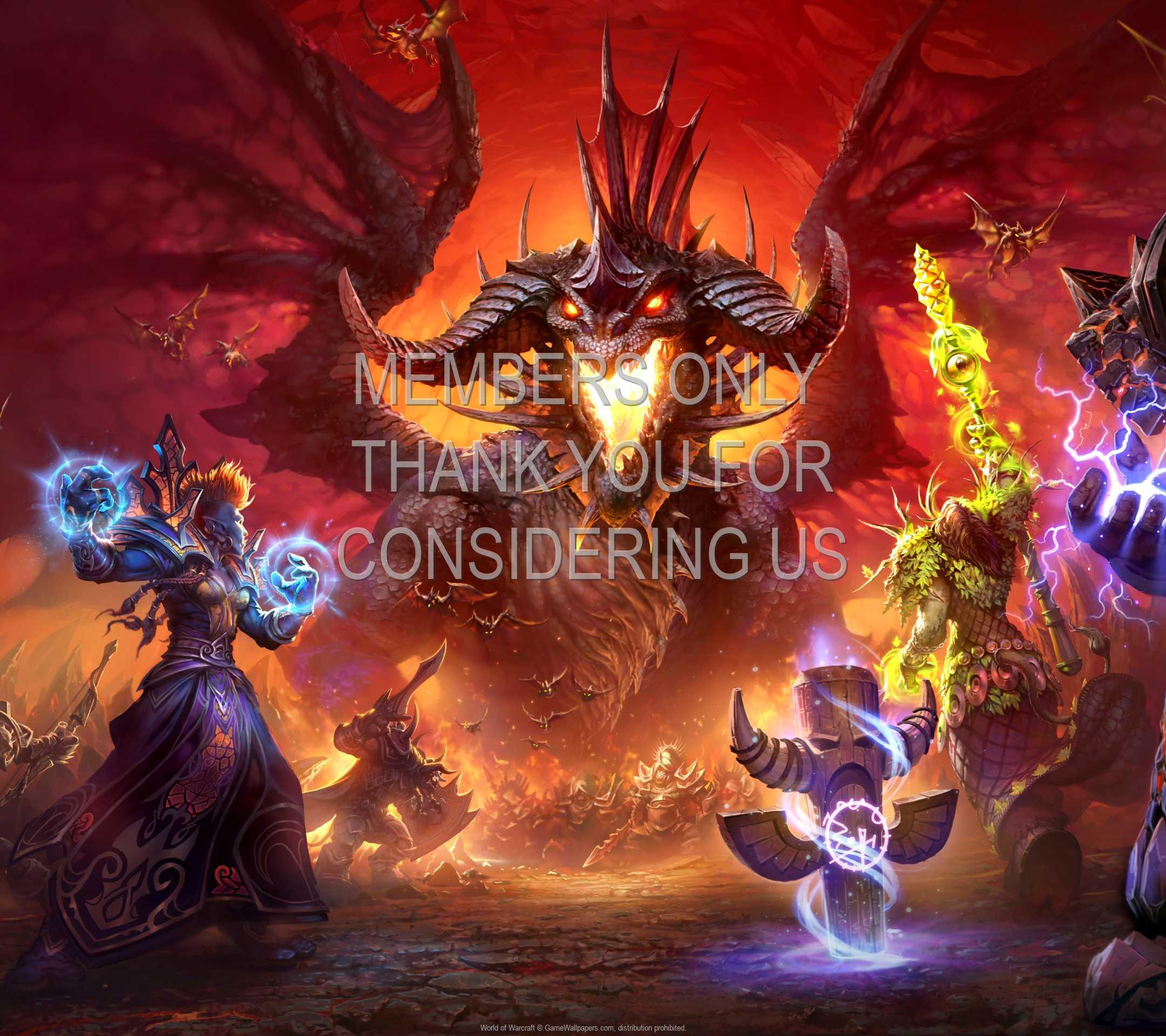 World of Warcraft 1080p Horizontal Handy Hintergrundbild 19