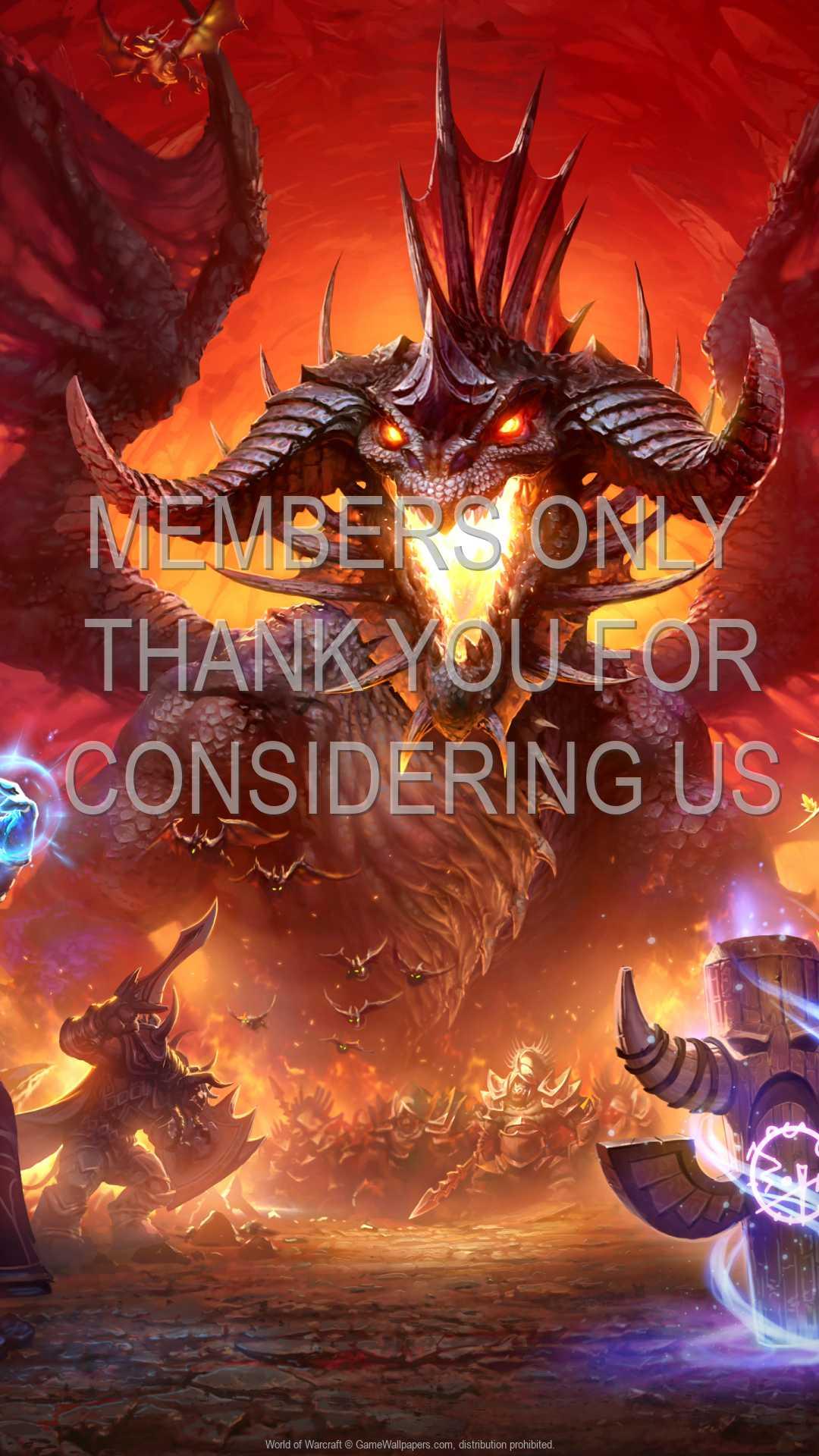World of Warcraft 1080p Vertical Móvil fondo de escritorio 19