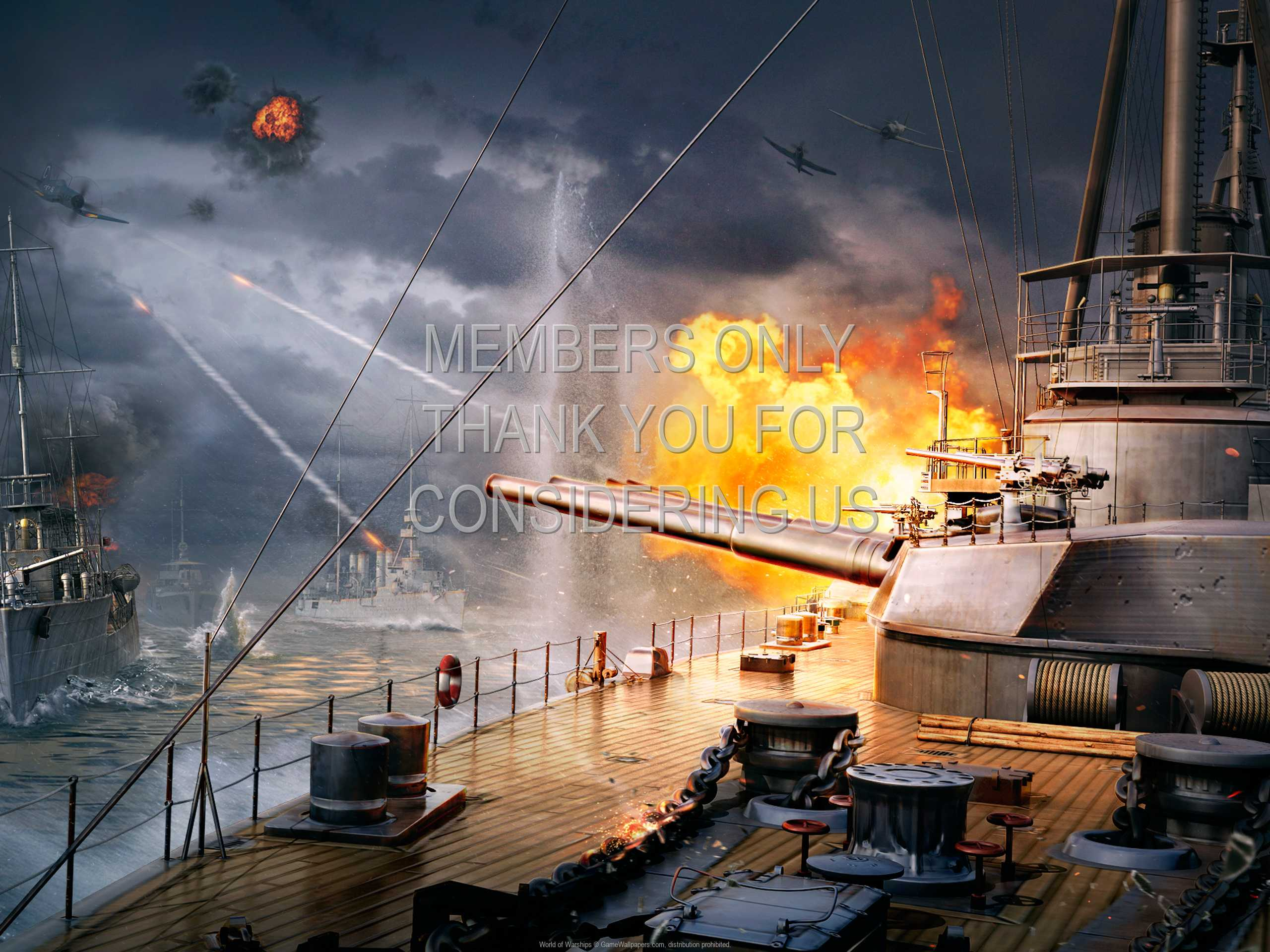 World of Warships 1080p Horizontal Mobile wallpaper or background 03