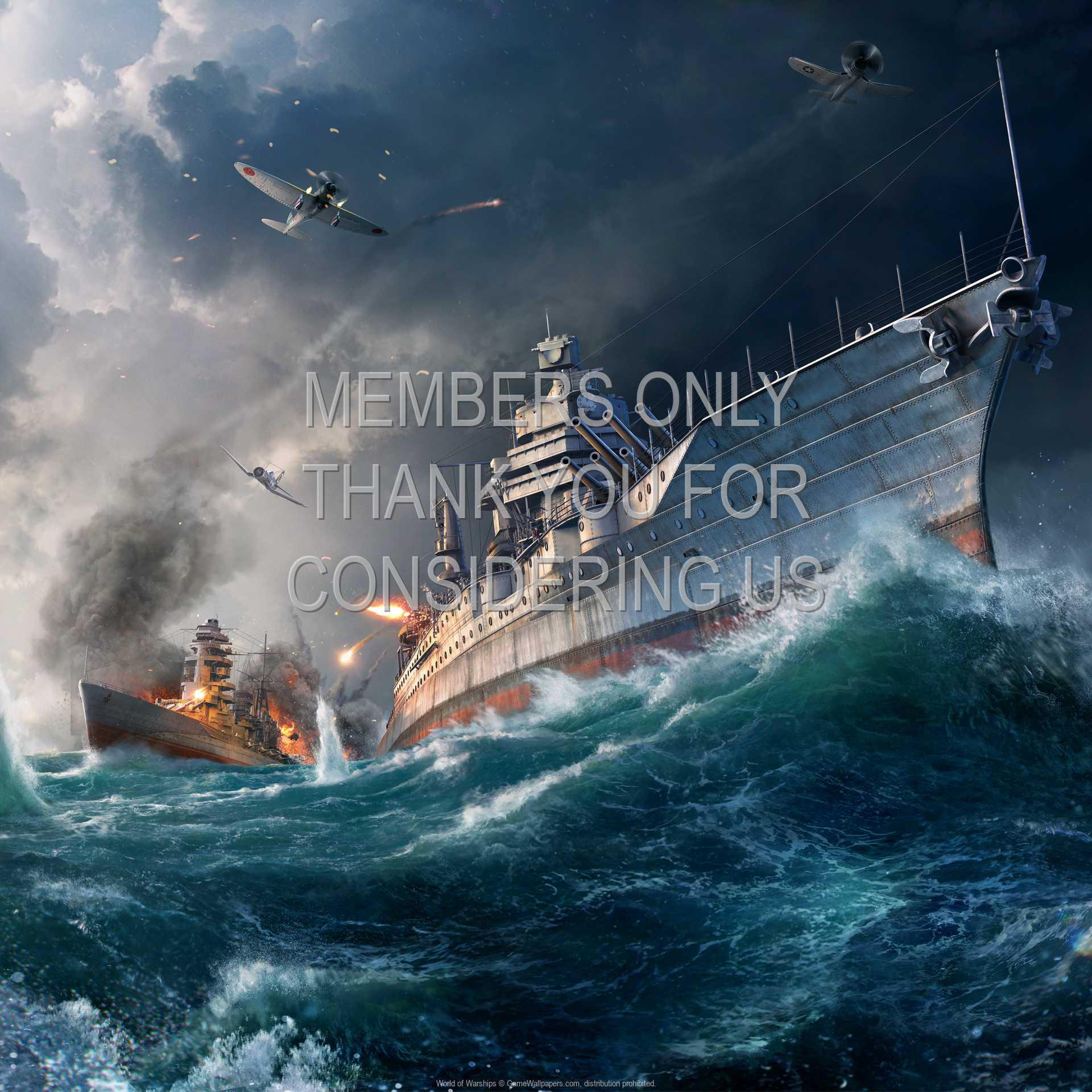 World of Warships 1080p Horizontal Mobile wallpaper or background 05