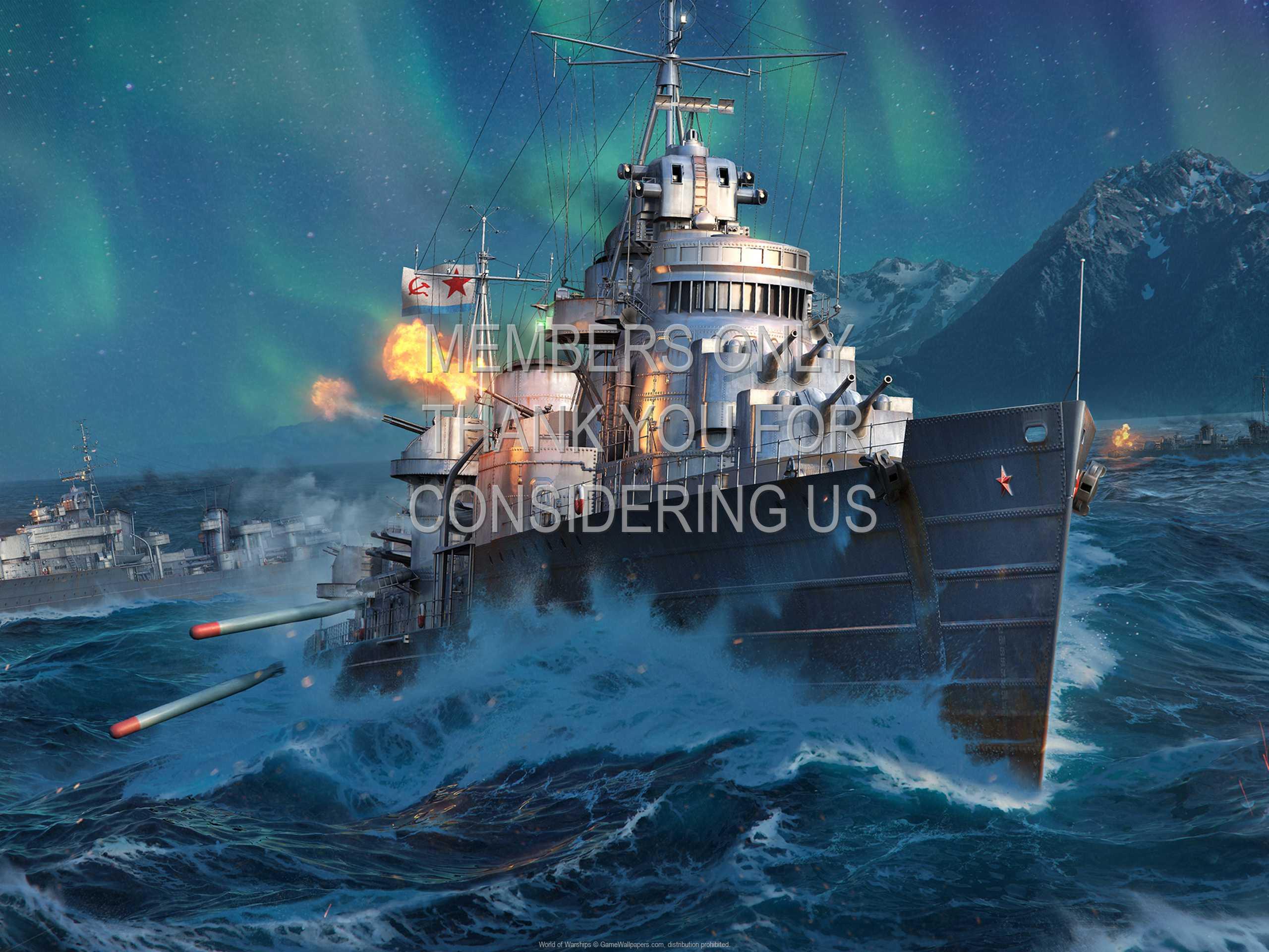 World of Warships 1080p Horizontal Mobile wallpaper or background 07