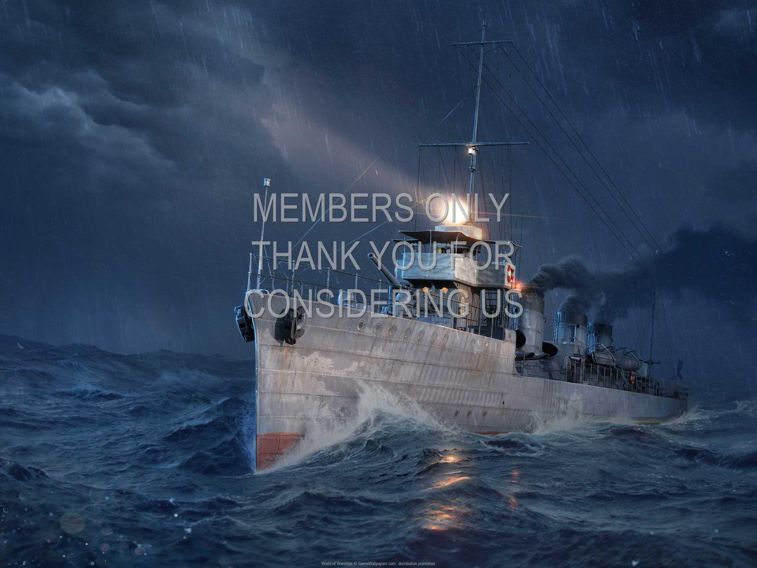 World of Warships 1080p Horizontal Mobile fond d'écran 08