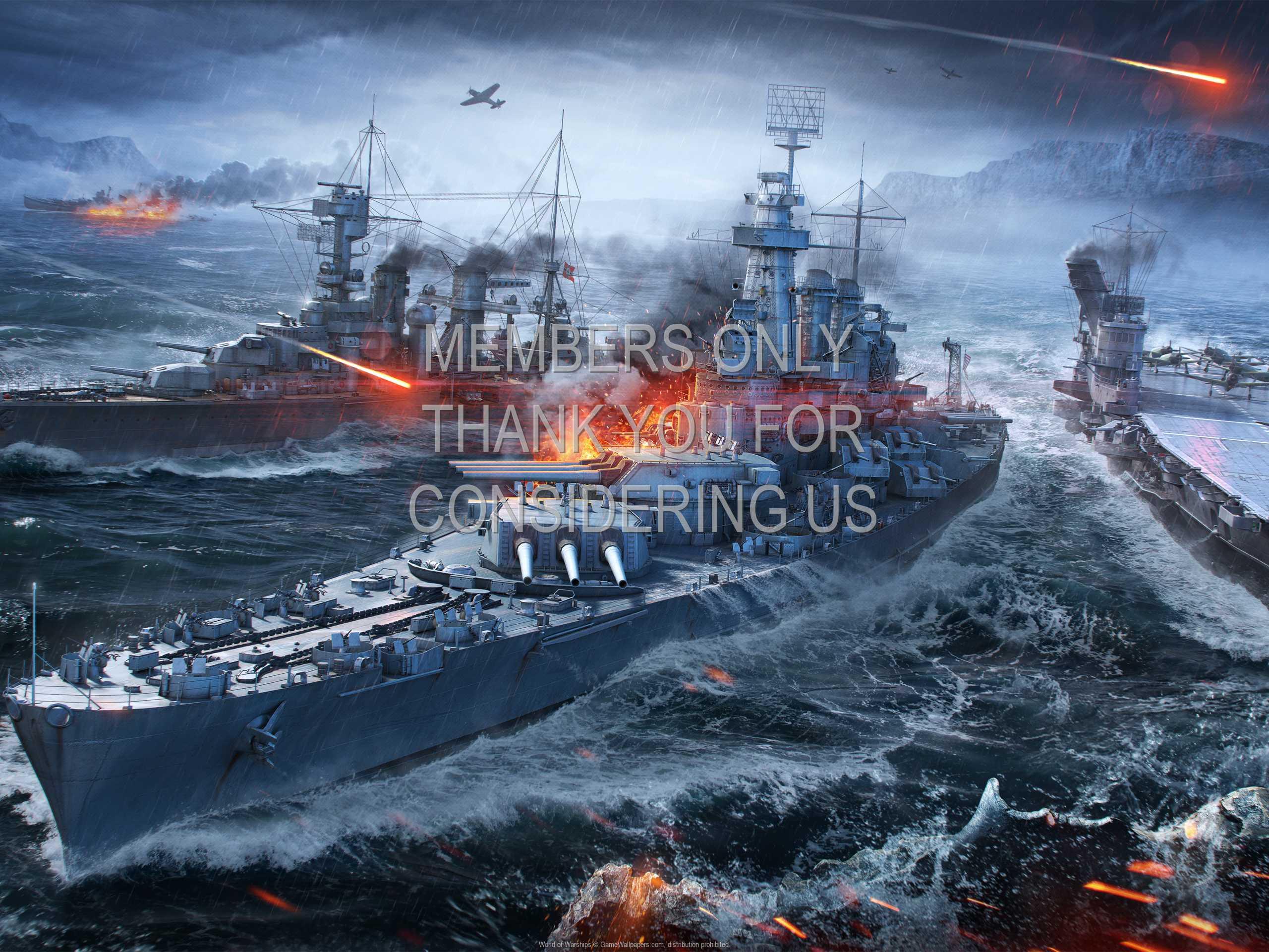 World of Warships 1080p Horizontal Mobile wallpaper or background 09