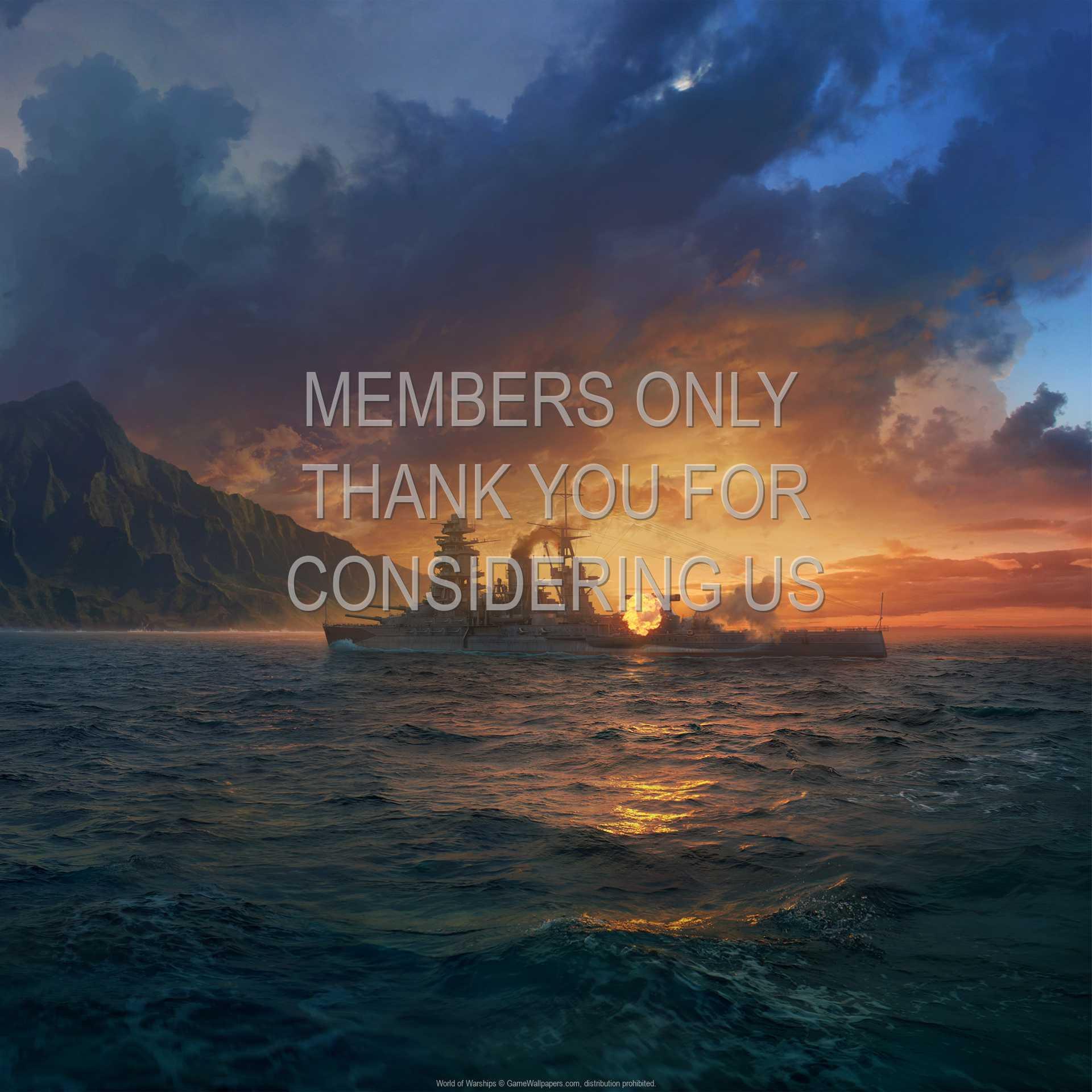 World of Warships 1080p Horizontal Mobile wallpaper or background 11