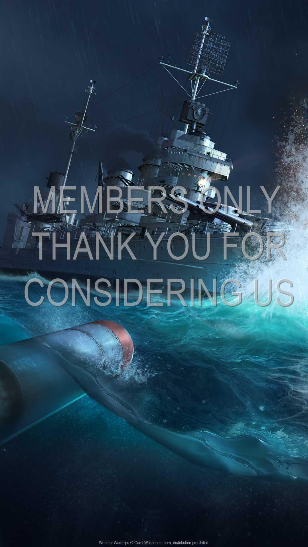 World of Warships 1080p Vertical Mobile fond d'écran 12