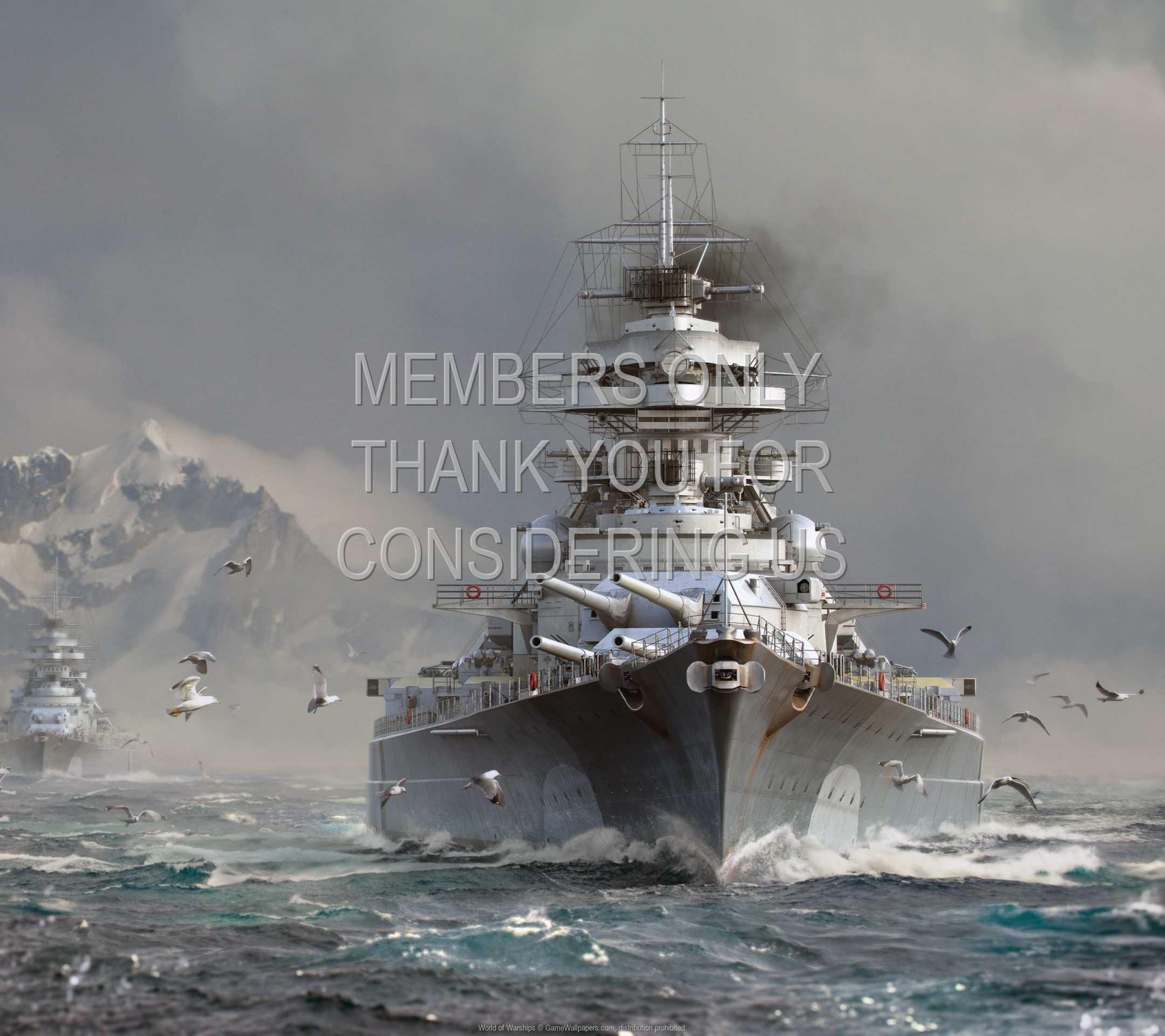 World of Warships 1080p Horizontal Mobile wallpaper or background 16