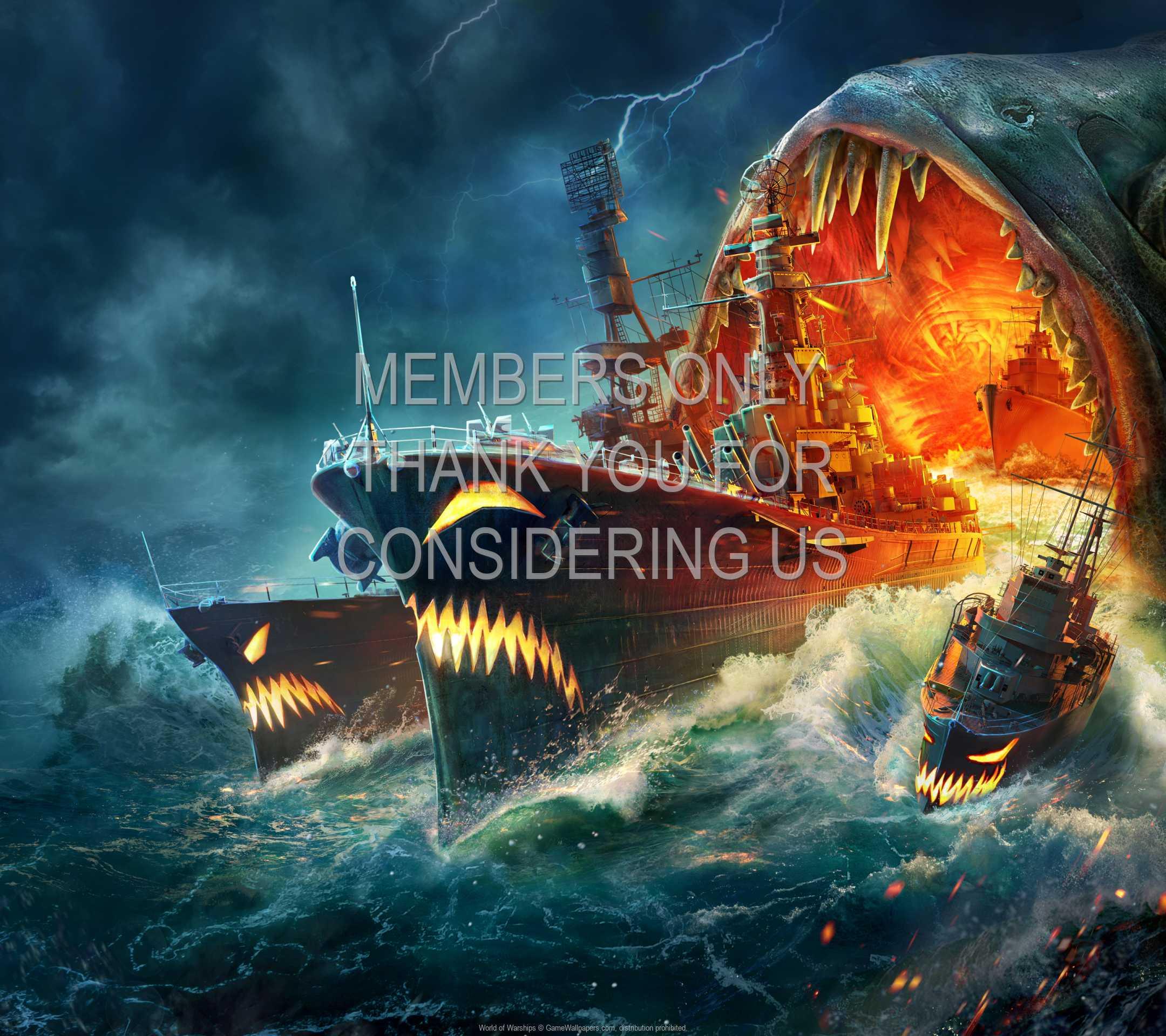 World of Warships 1080p Horizontal Mobile fond d'écran 19