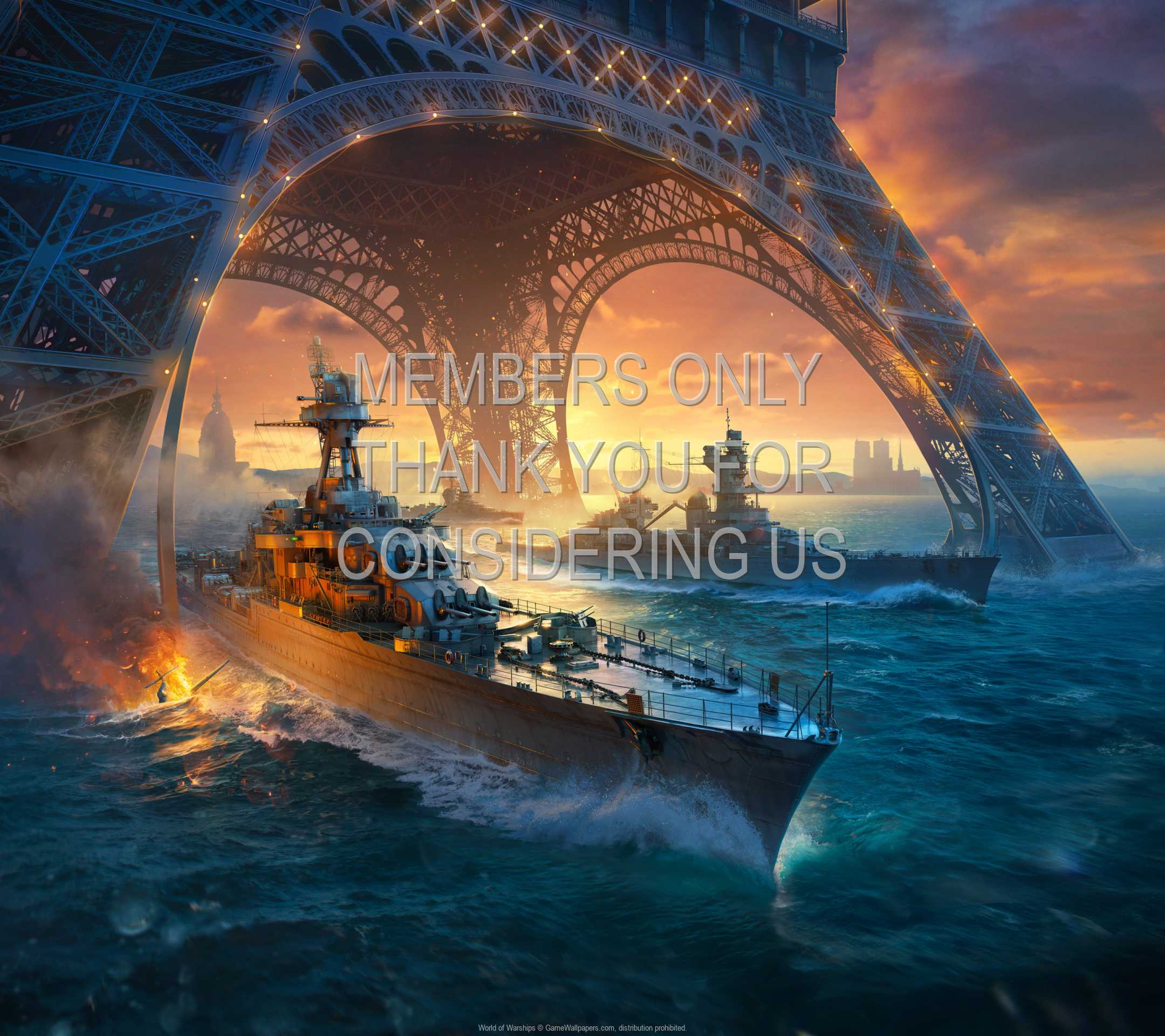 World of Warships 1080p Horizontal Mobile fond d'écran 20