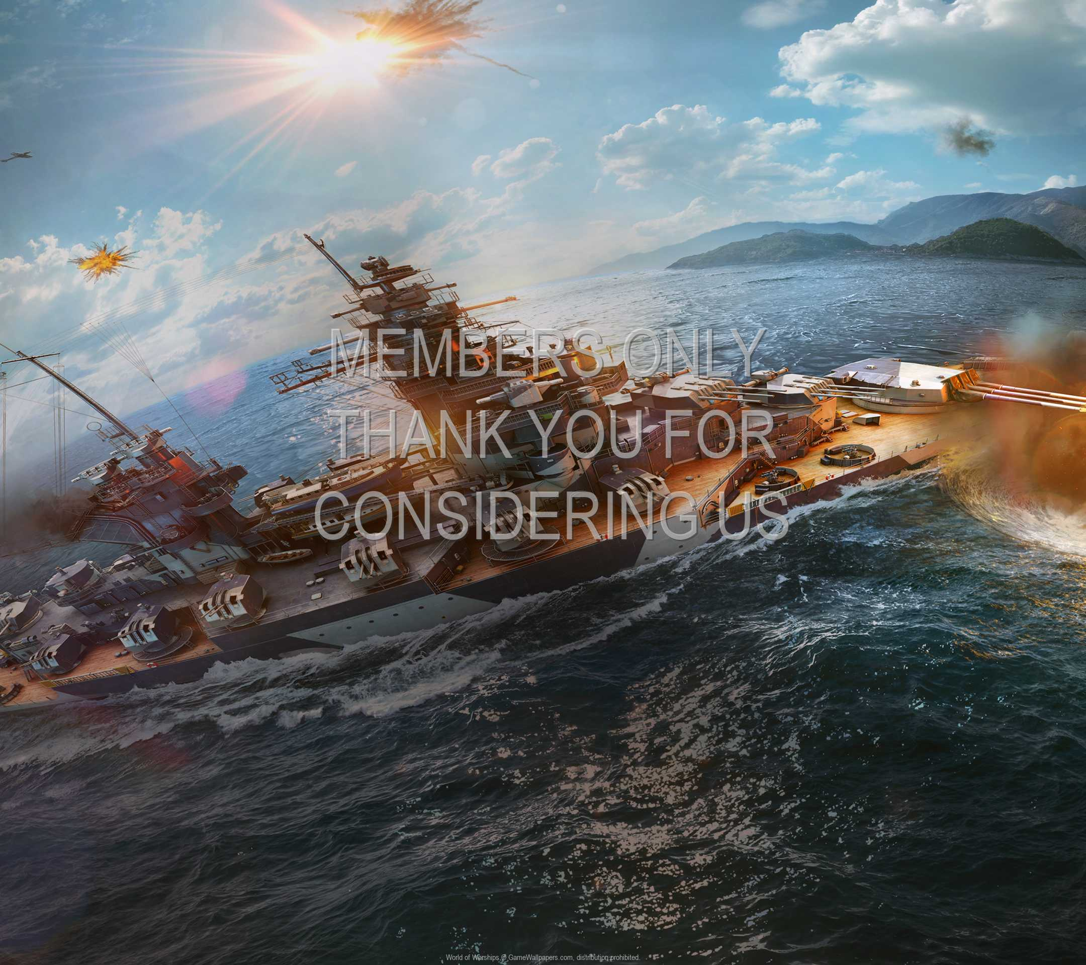 World of Warships 1080p Horizontal Mobile fond d'écran 27