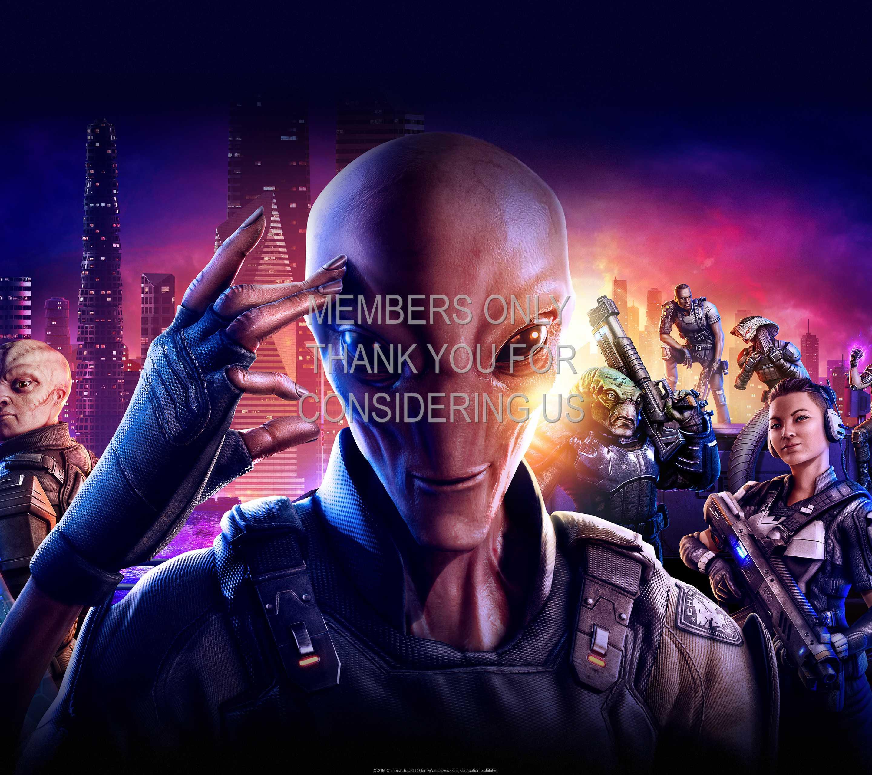 XCOM: Chimera Squad 1440p Horizontal Handy Hintergrundbild 01