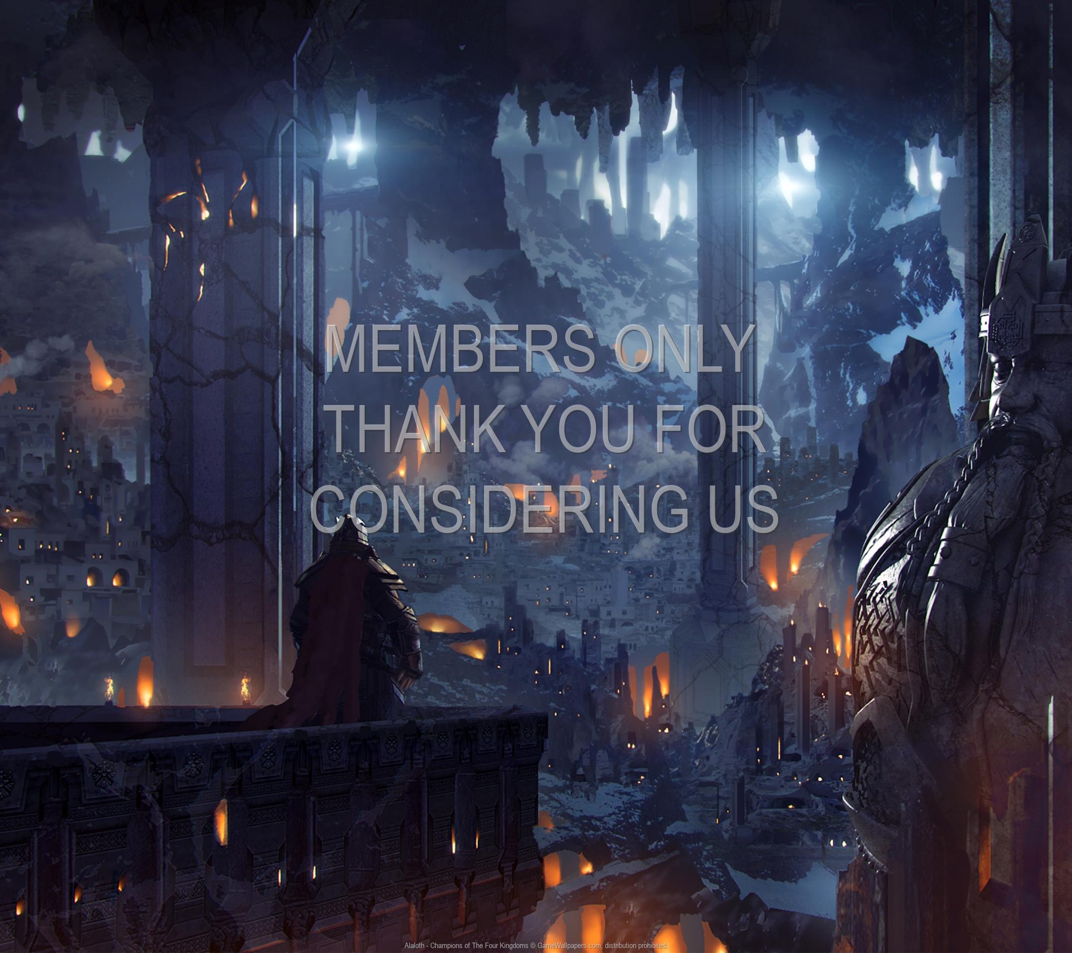 Alaloth - Champions of The Four Kingdoms 1920x1080 Handy Hintergrundbild 01