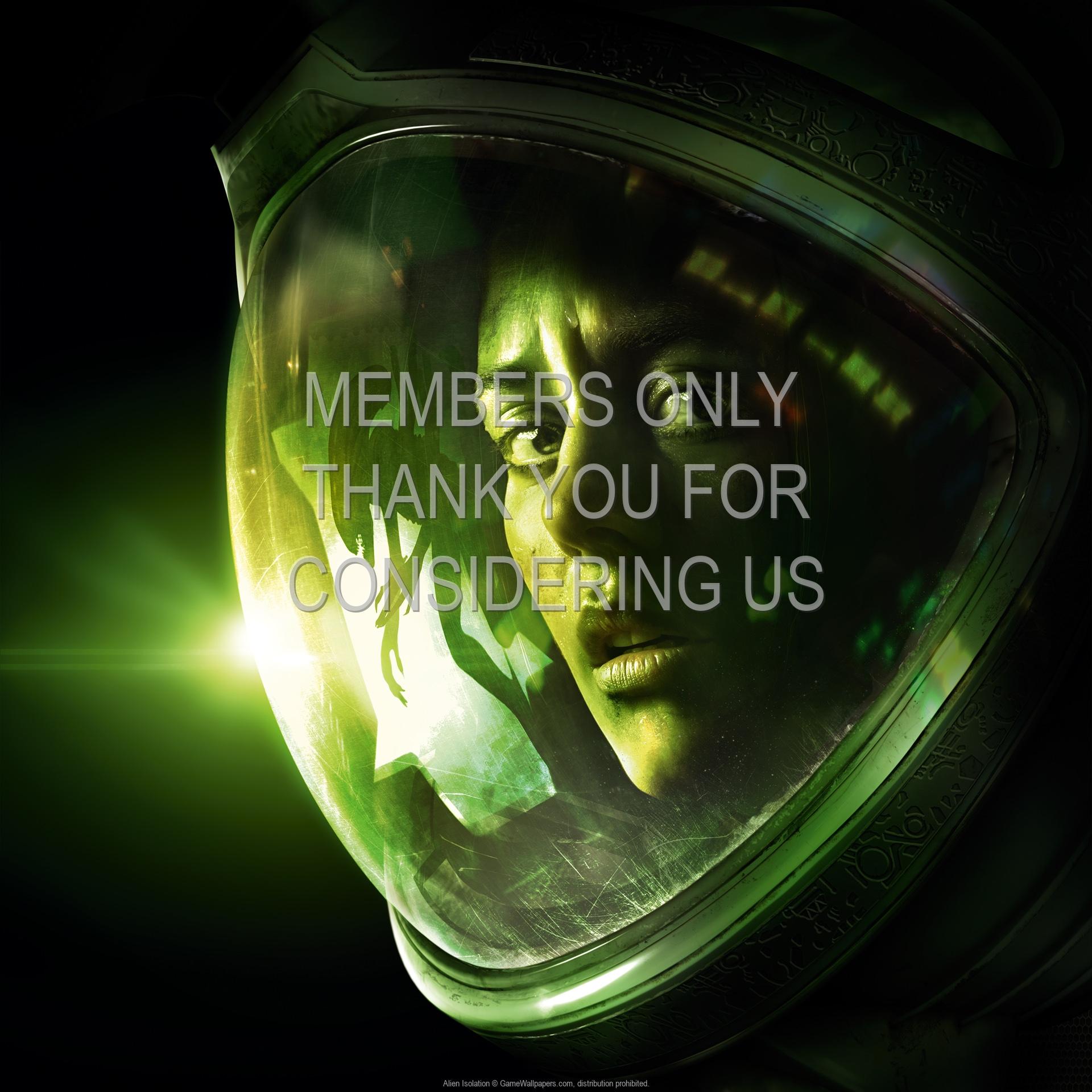 Alien: Isolation 1920x1080 Mobiele achtergrond 04