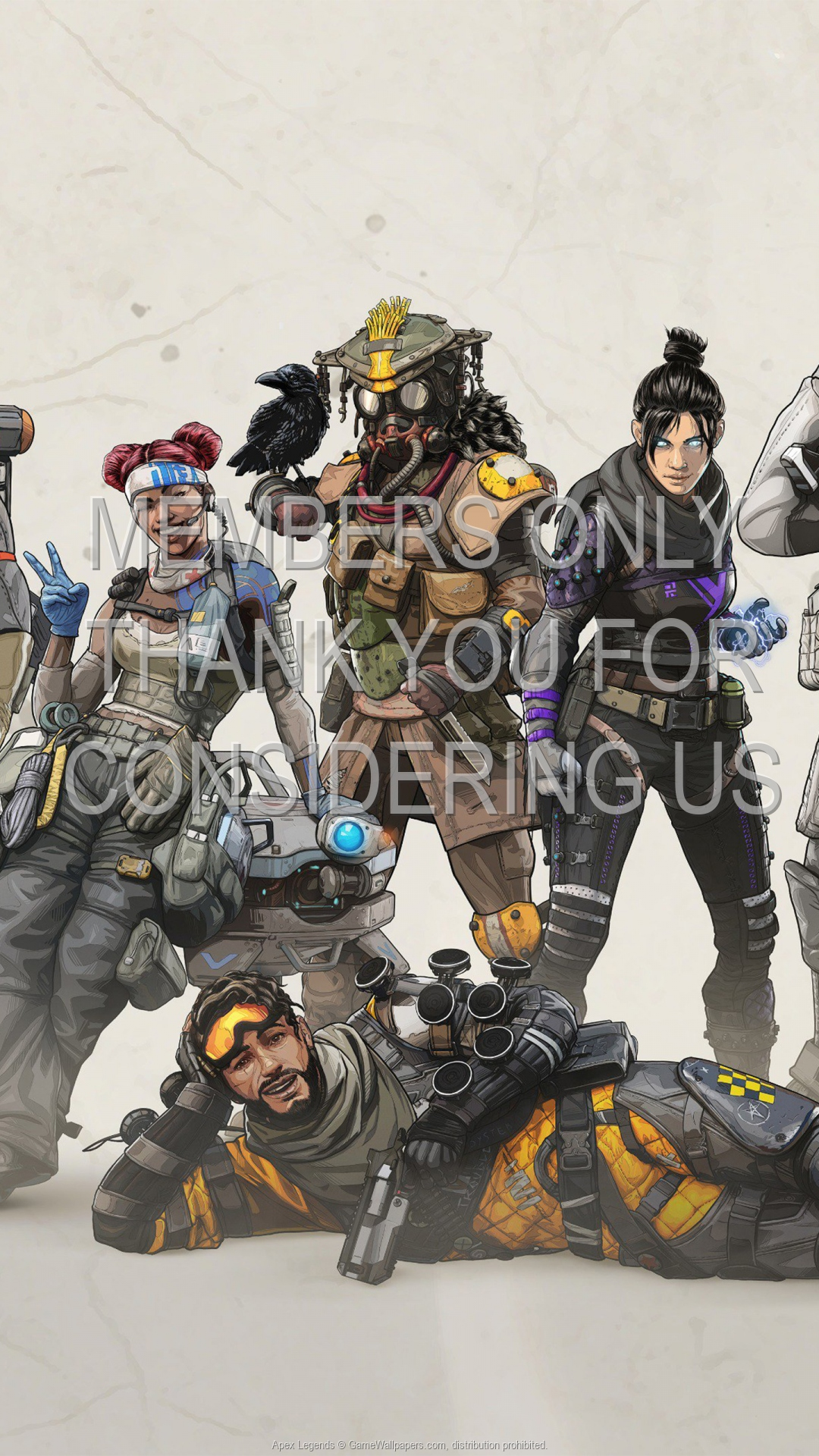 Apex Legends 1920x1080 Mobile wallpaper or background 03