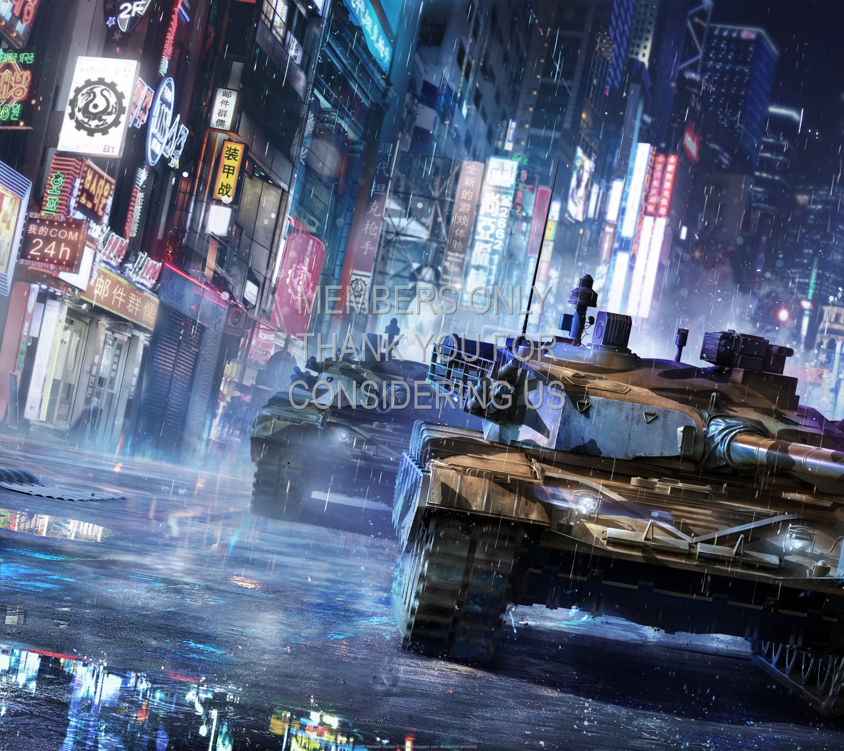 Armored Warfare 1920x1080 Mobile wallpaper or background 02