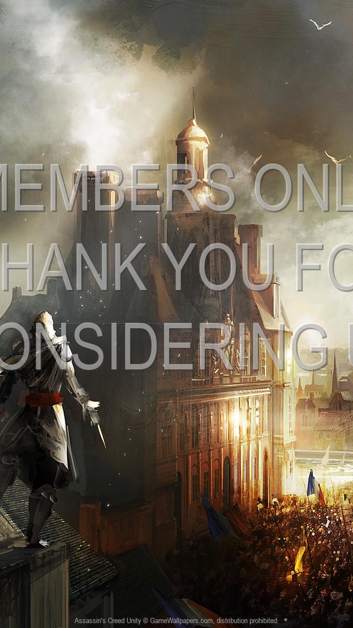 Assassin's Creed: Unity wallpaper 06